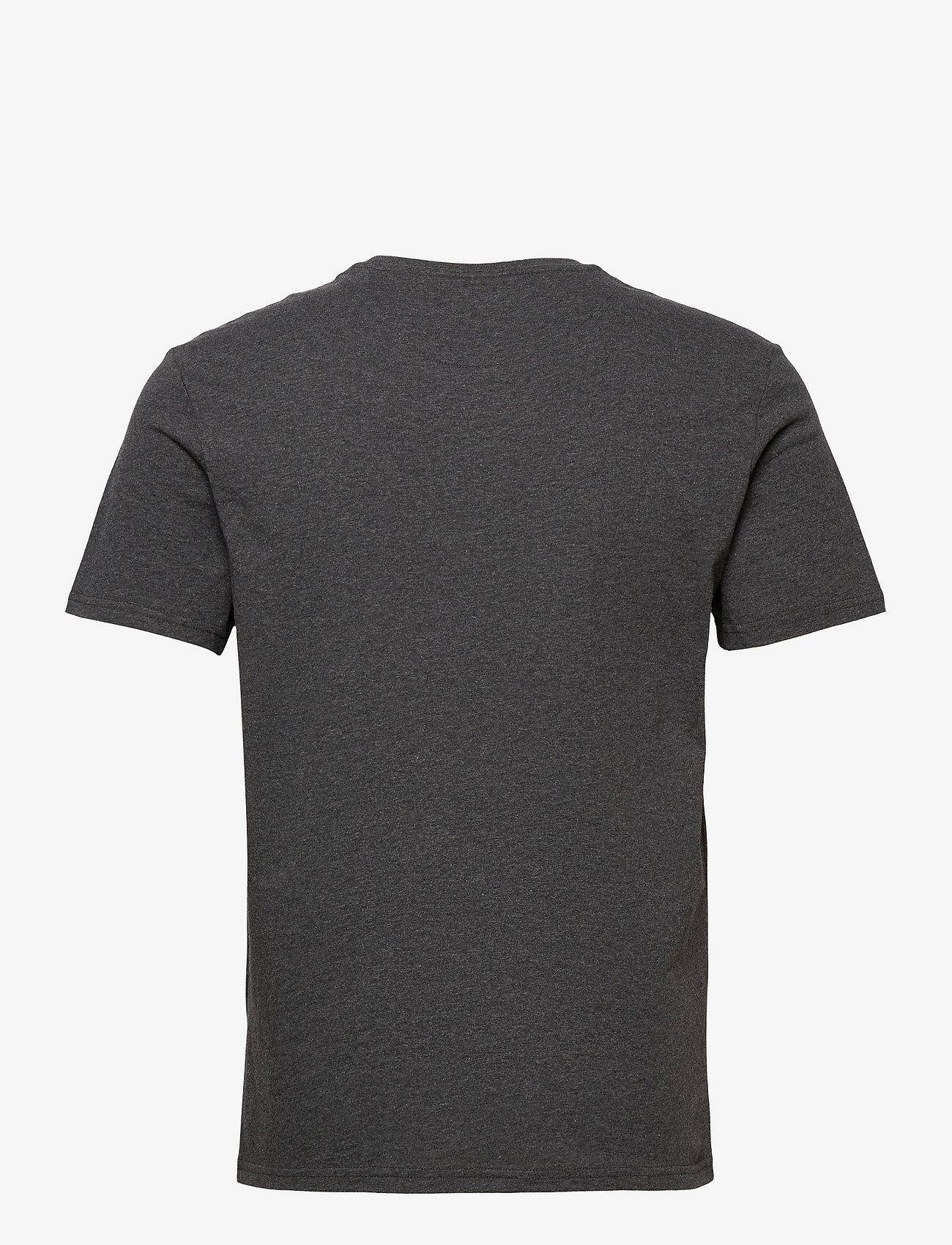 Lyle & Scott - Plain T-Shirt - basic t-shirts - charcoal marl - 1