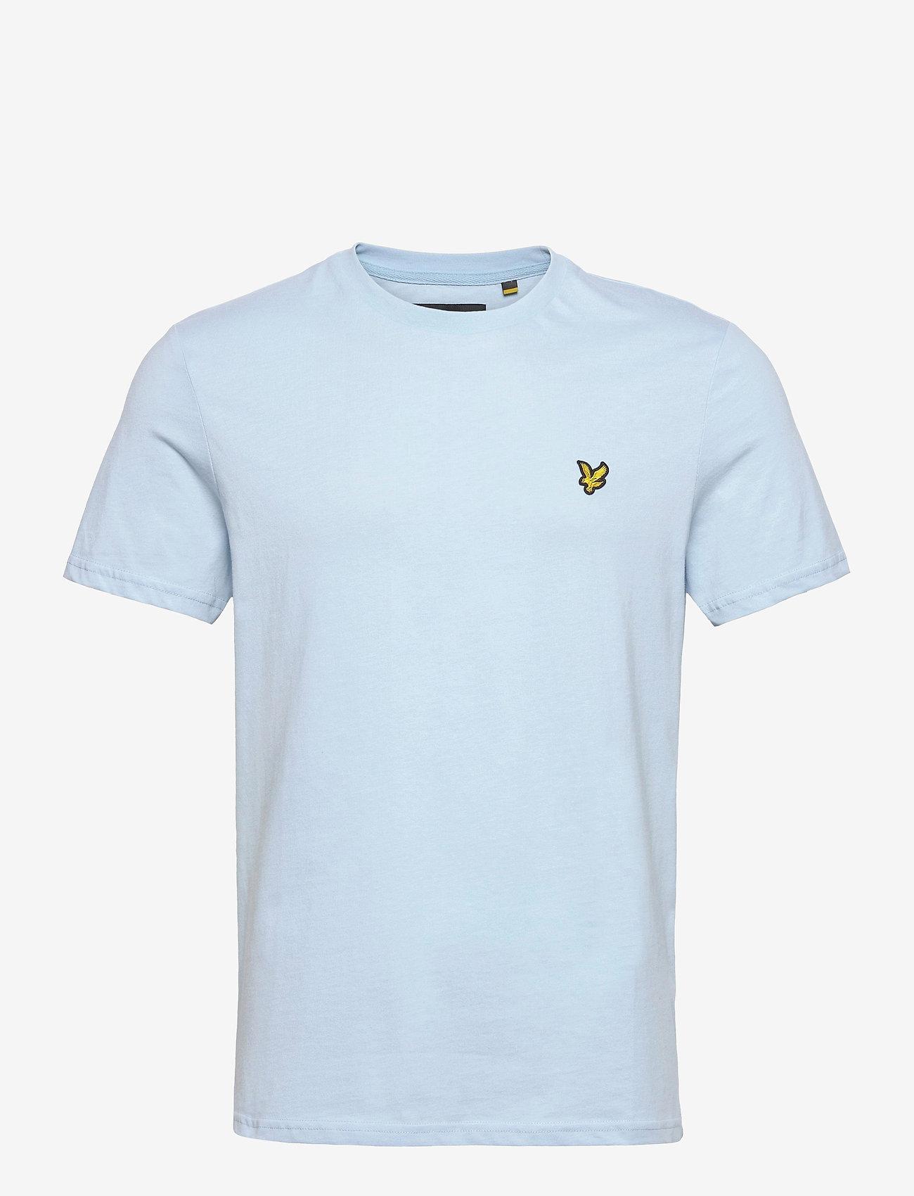 Lyle & Scott - Plain T-Shirt - t-shirts basiques - deck blue - 0