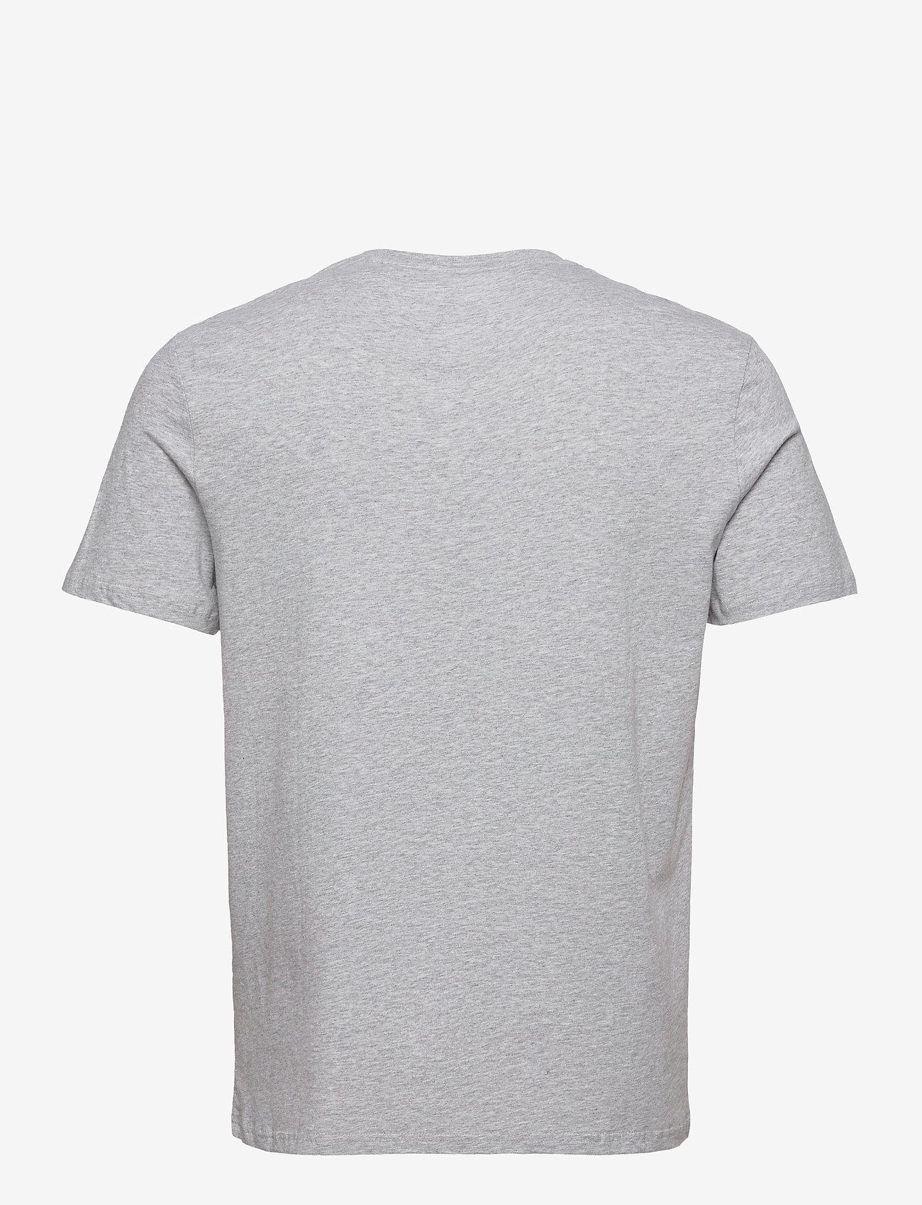 Lyle & Scott - Plain T-Shirt - t-shirts basiques - light grey marl - 1