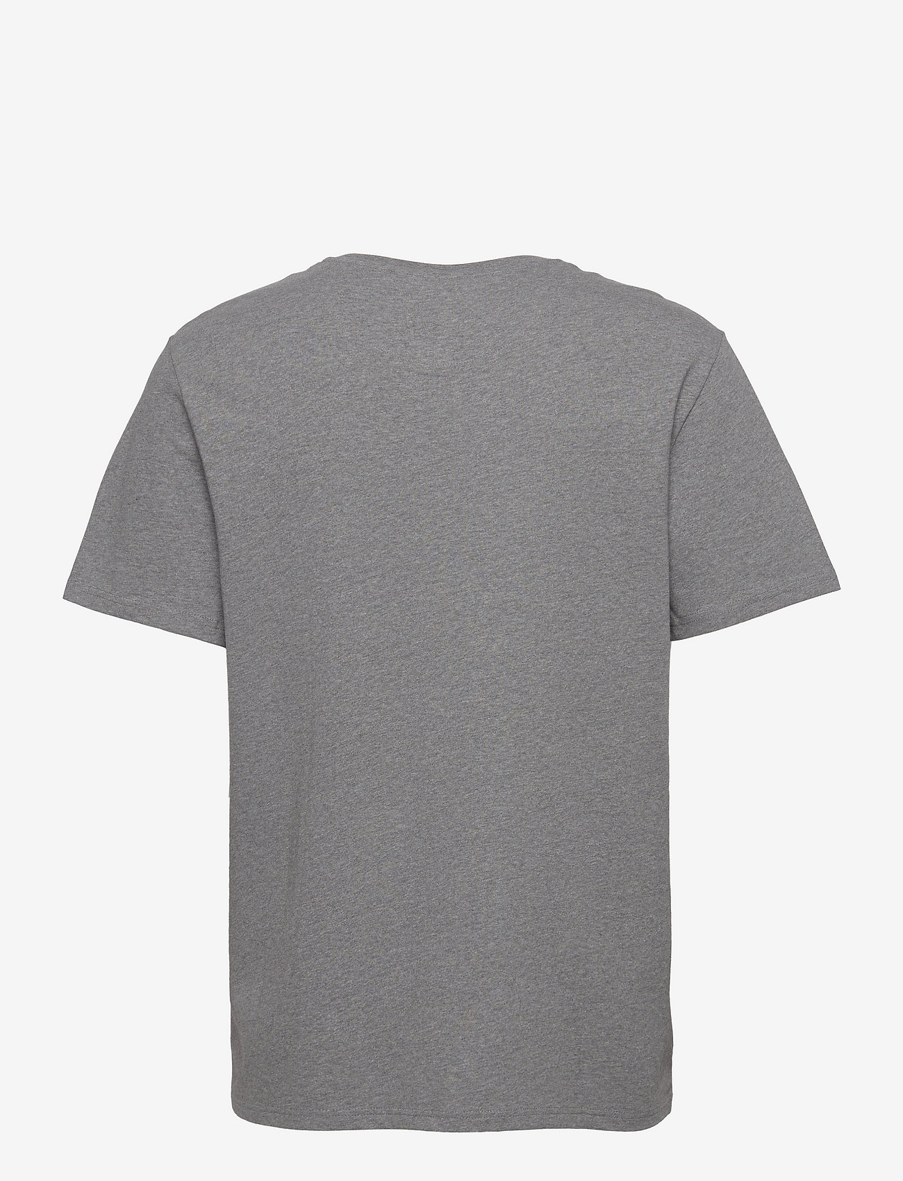 Lyle & Scott - Plain T-Shirt - podstawowe koszulki - mid grey marl - 1