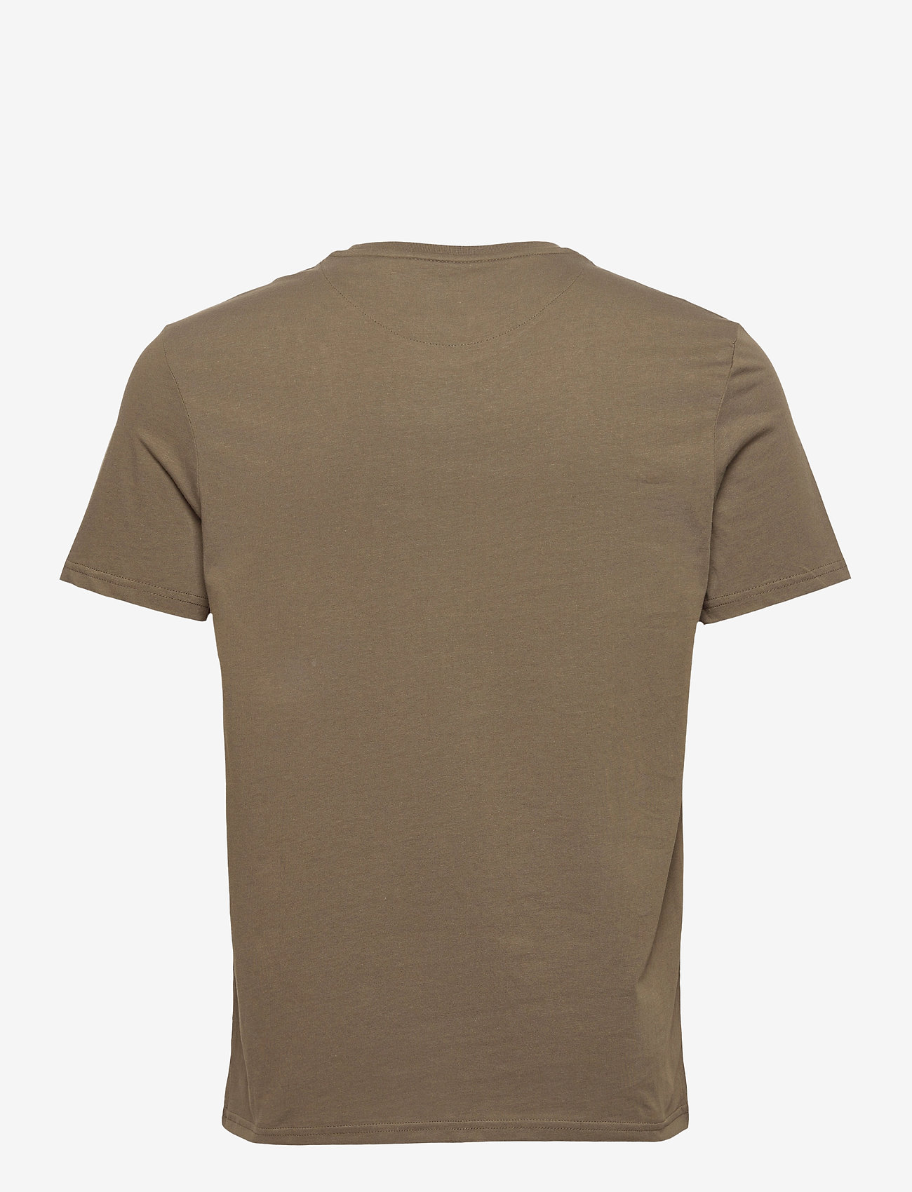 Lyle & Scott - Plain T-Shirt - t-shirts basiques - trek green - 1