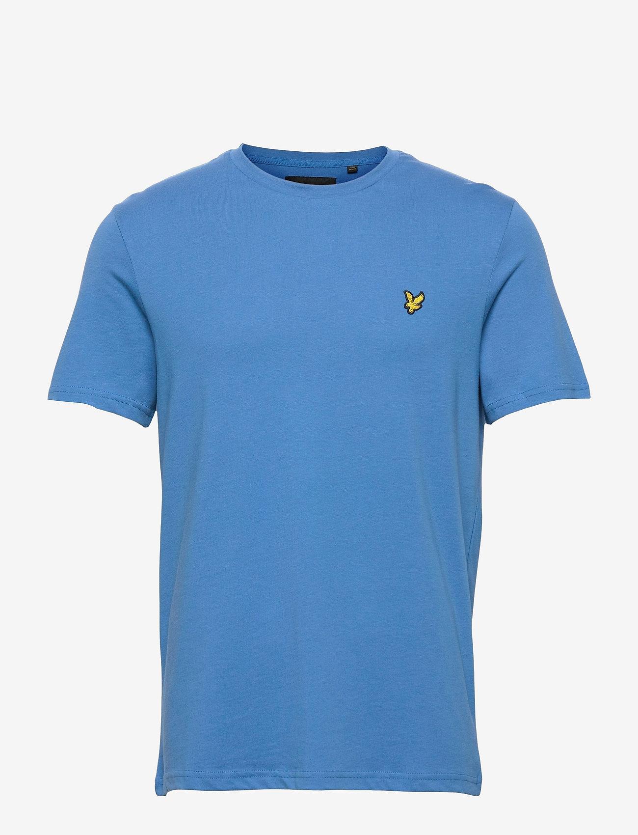 Lyle & Scott - Plain T-Shirt - podstawowe koszulki - yale blue - 0