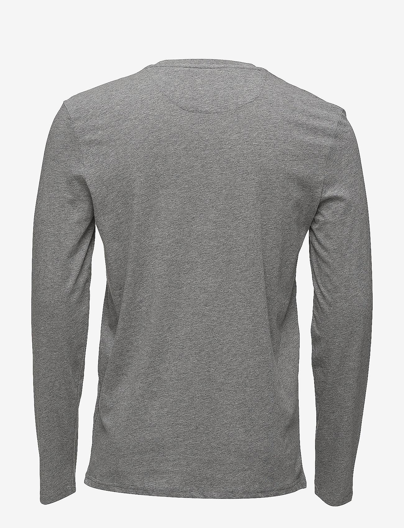 Lyle & Scott LS Crew Neck T-shirt - T-skjorter MID GREY MARL - Menn Klær