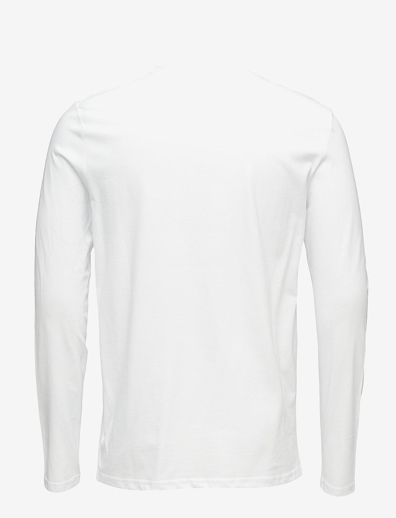 Lyle & Scott LS Crew Neck T-shirt - T-skjorter WHITE - Menn Klær