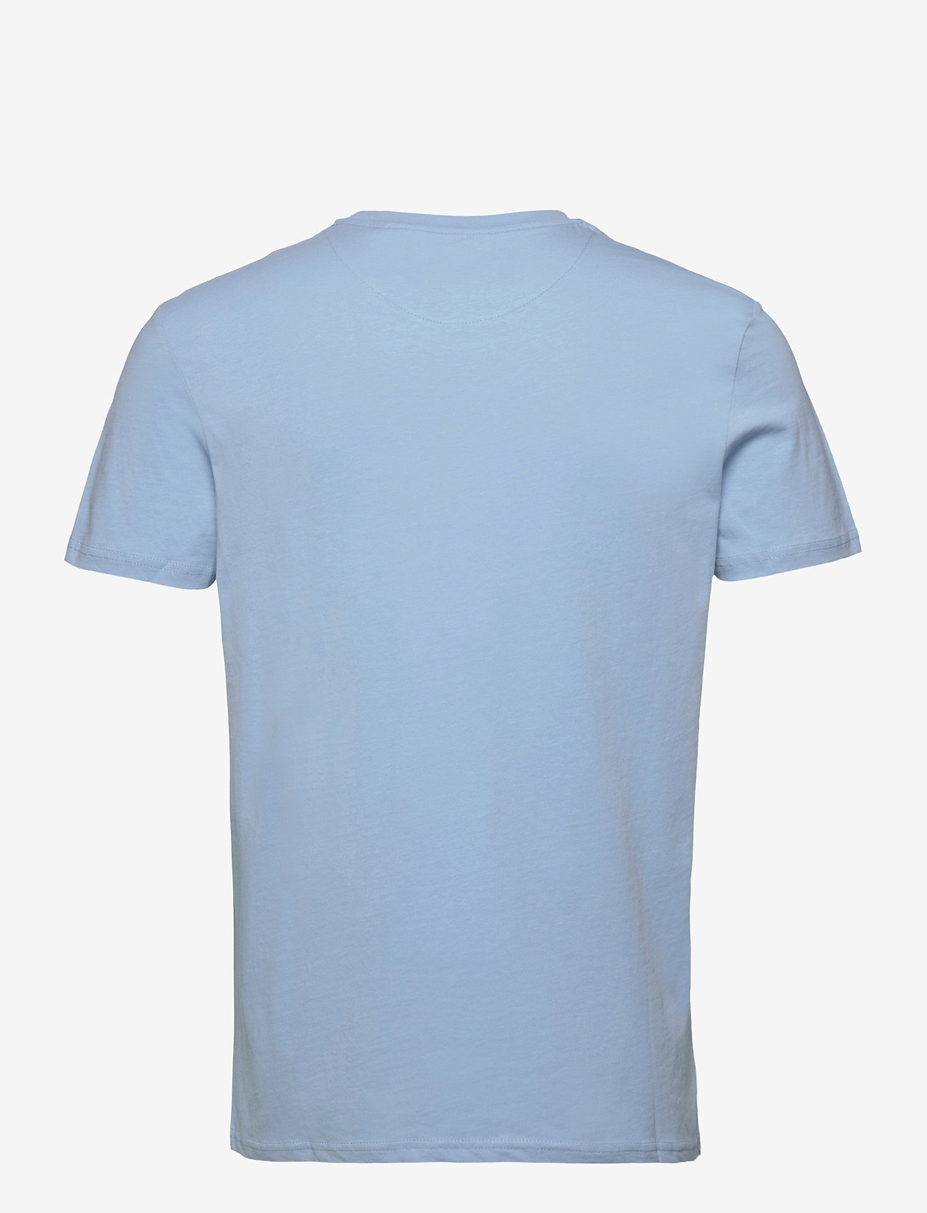 Lyle & Scott - Contrast Pocket T Shirt - t-shirts à manches courtes - fresh blue/ navy - 1