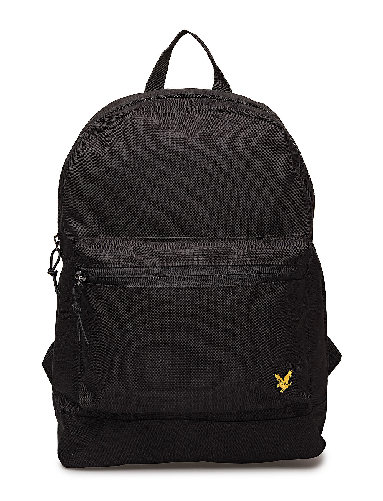 Lyle & Scott Core Backpack - TRUE BLACK