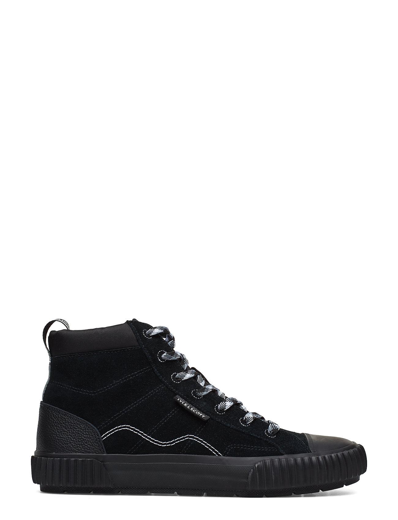 Cairns High-top Sneakers Sort Lyle & Scott