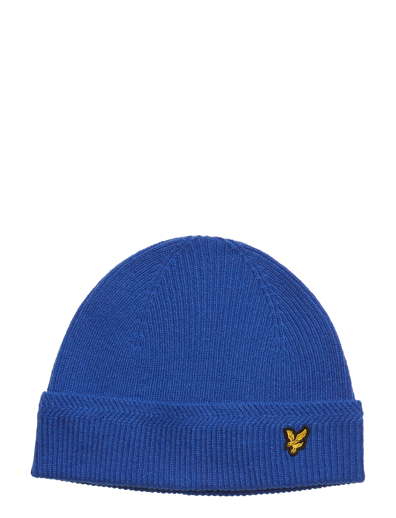 Lyle & Scott Racked rib beanie