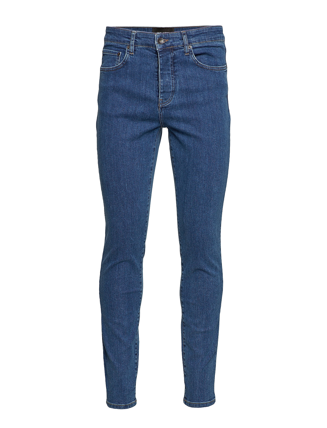Image of Slim Fit Jean Skinny Jeans Blå Lyle & Scott (3491487295)