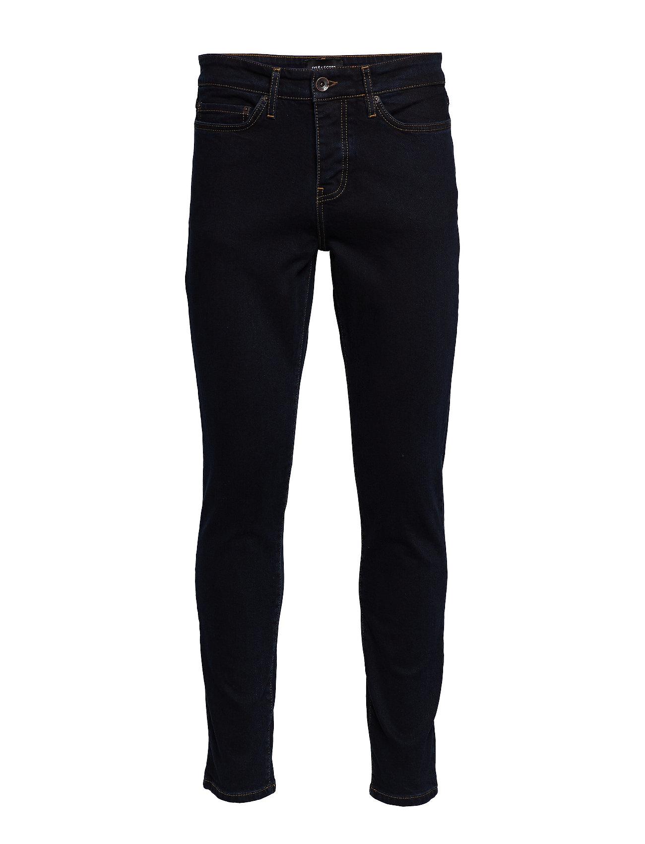 Image of Slim Fit Jean Skinny Jeans Blå Lyle & Scott (3498046875)