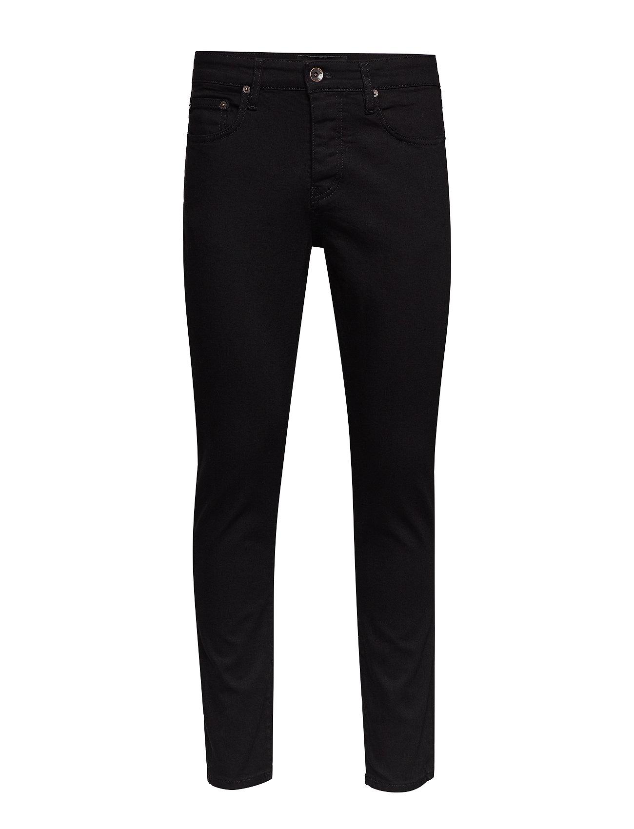 Image of Slim Fit Jean Slim Jeans Sort Lyle & Scott (3323464227)