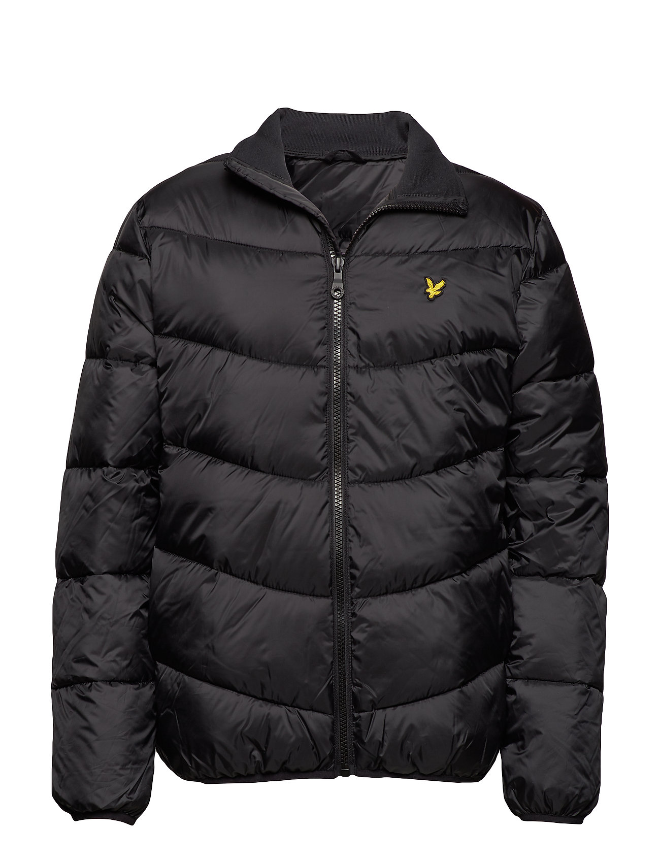 Lyle & Scott Funnel Neck Puffa Jacket