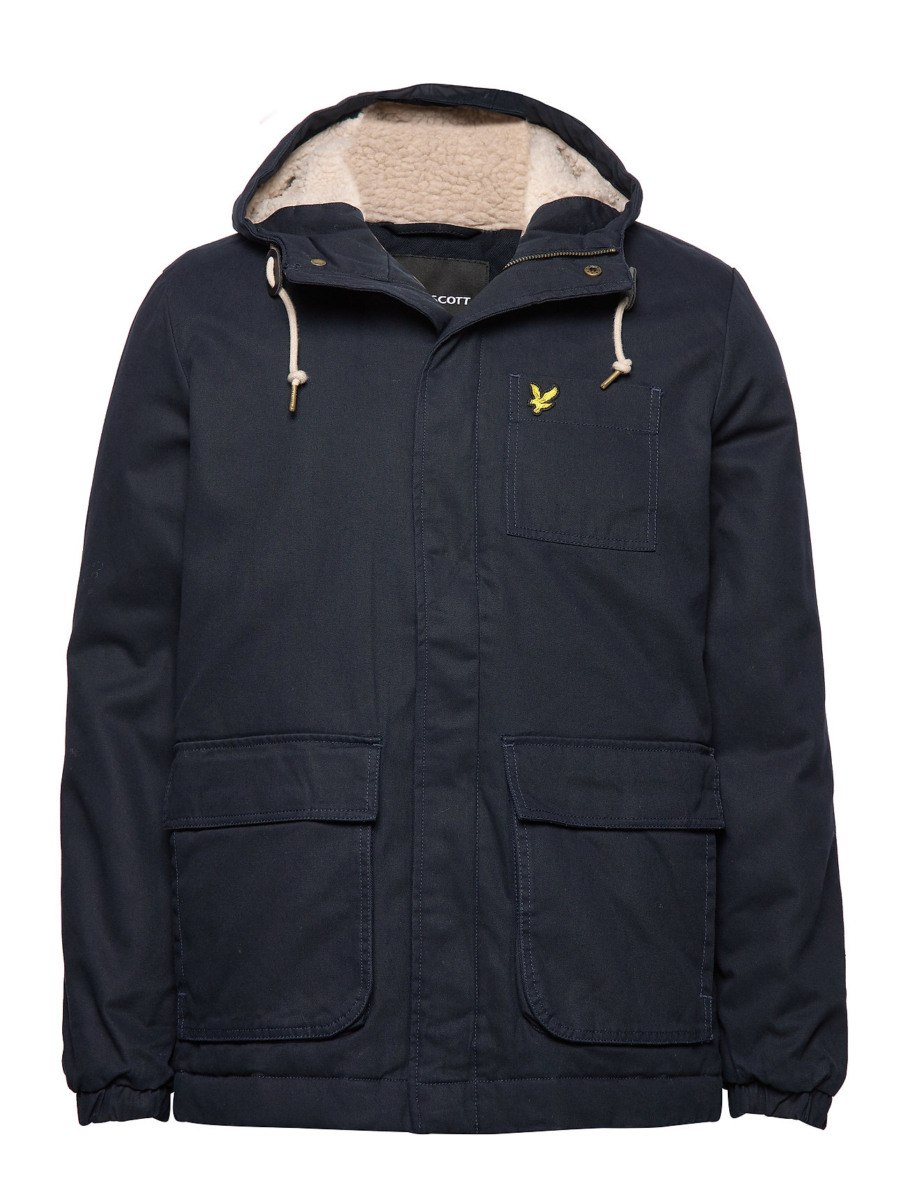 Lyle & Scott Wadded Jacket - DARK NAVY
