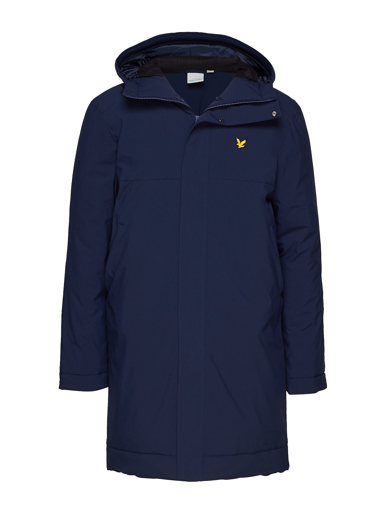 Lyle & Scott Manager Coat - NAVY