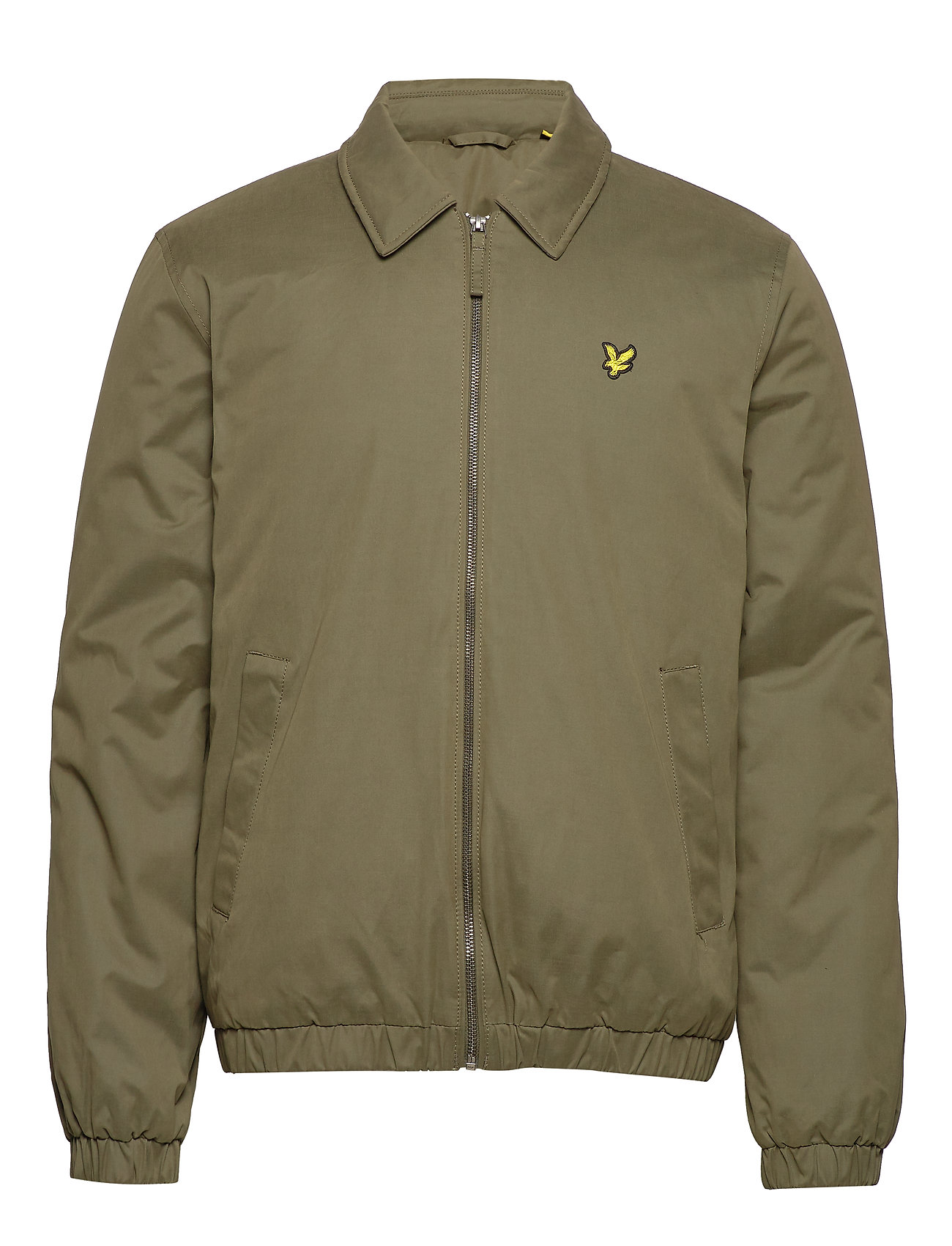 Lyle & Scott Wadded Harrington - OLIVE