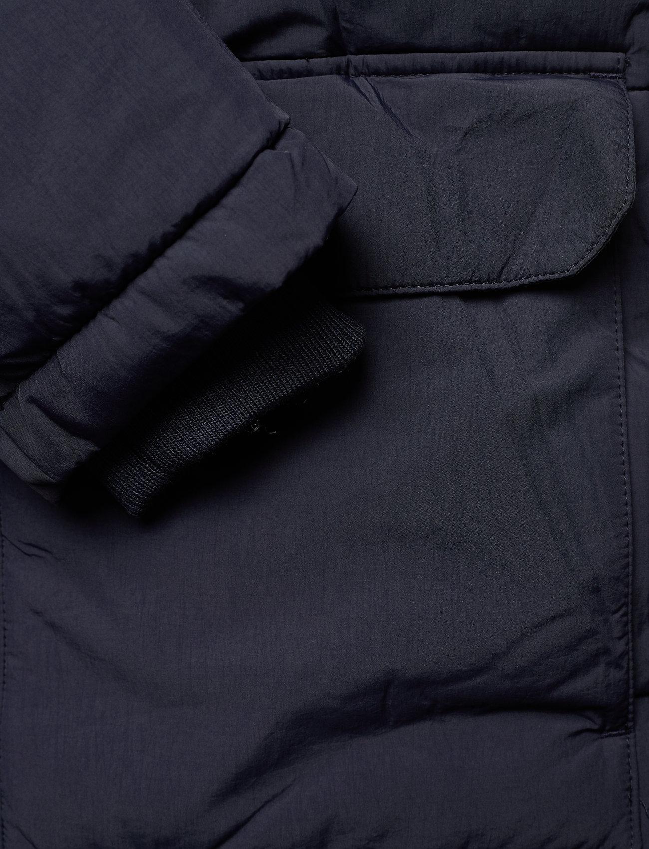 Lyle & Scott - Heavyweight Longline Puffer Jacket - donsjassen - dark navy - 5