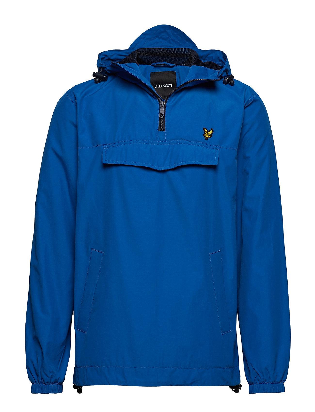 Lyle & Scott Overhead Jacket - LAKE BLUE