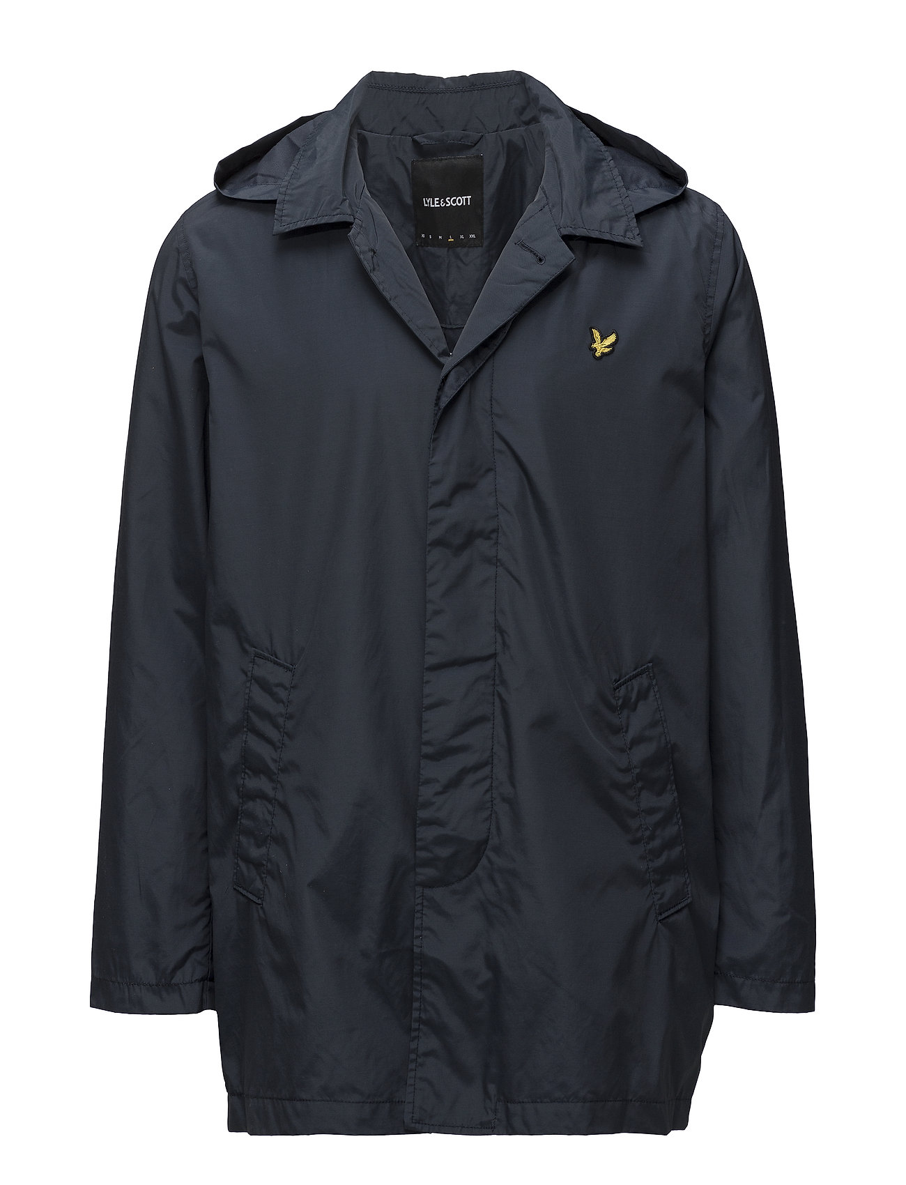 Lyle & Scott Removable Hooded Mac