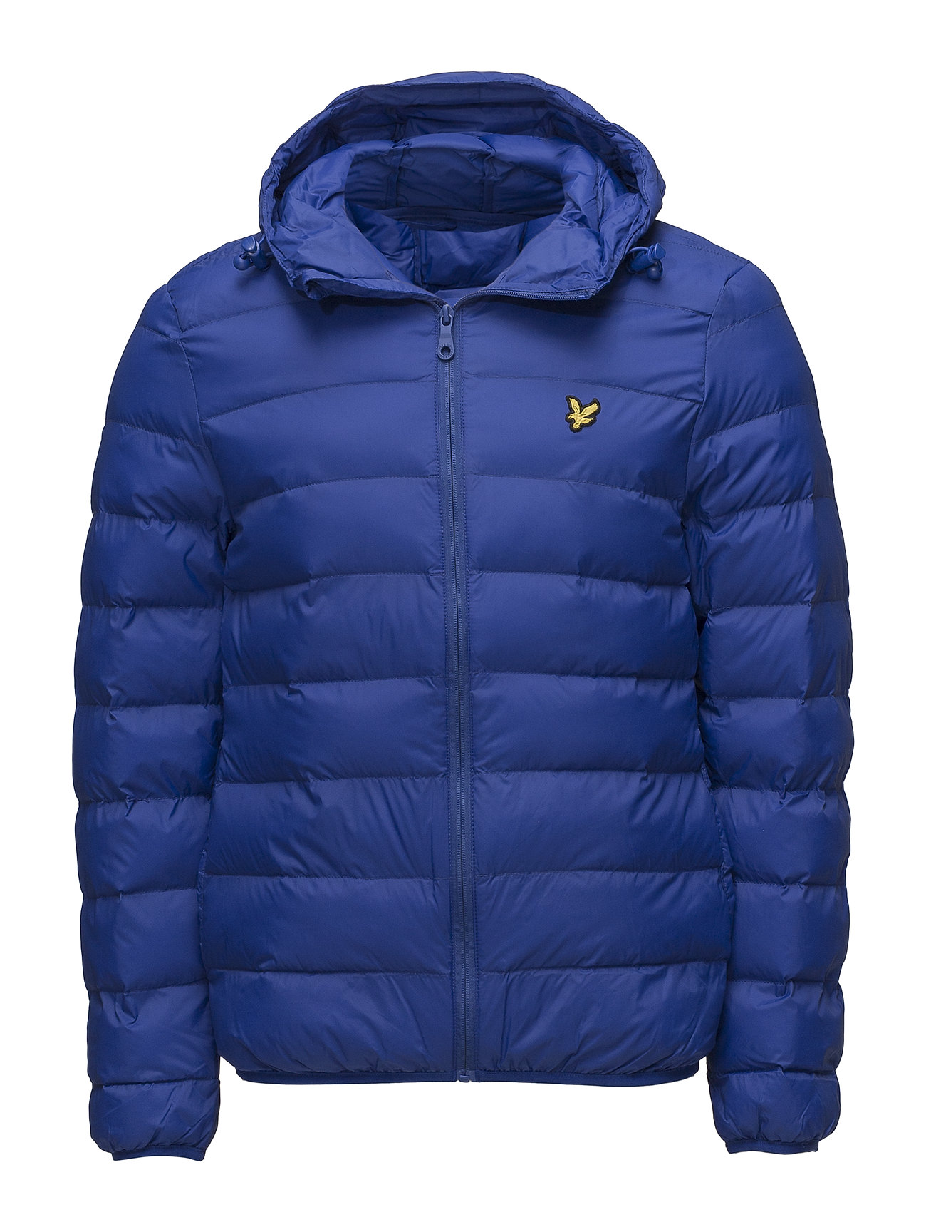 Lyle & Scott Lightweight Puffer Jacket - DUKE BLUE