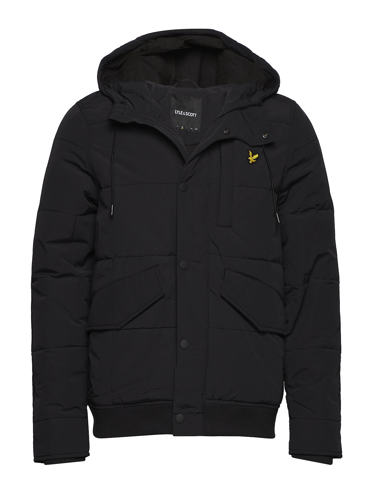 Bombertrue Hooded Wadded Wadded BlackLyleamp; Scott UVSzMqp