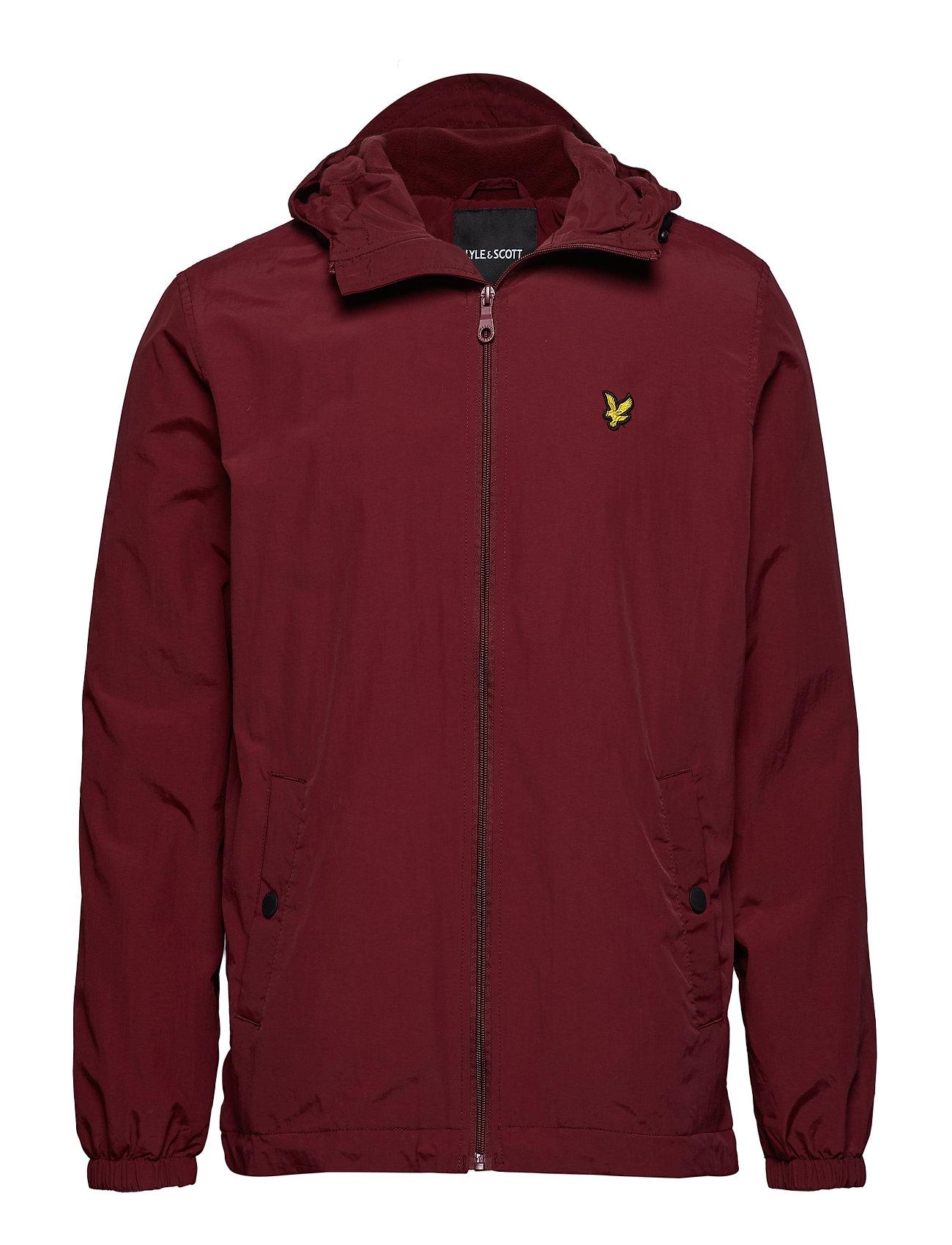 Lyle & Scott Microfleece Lined Zip Through Jacket