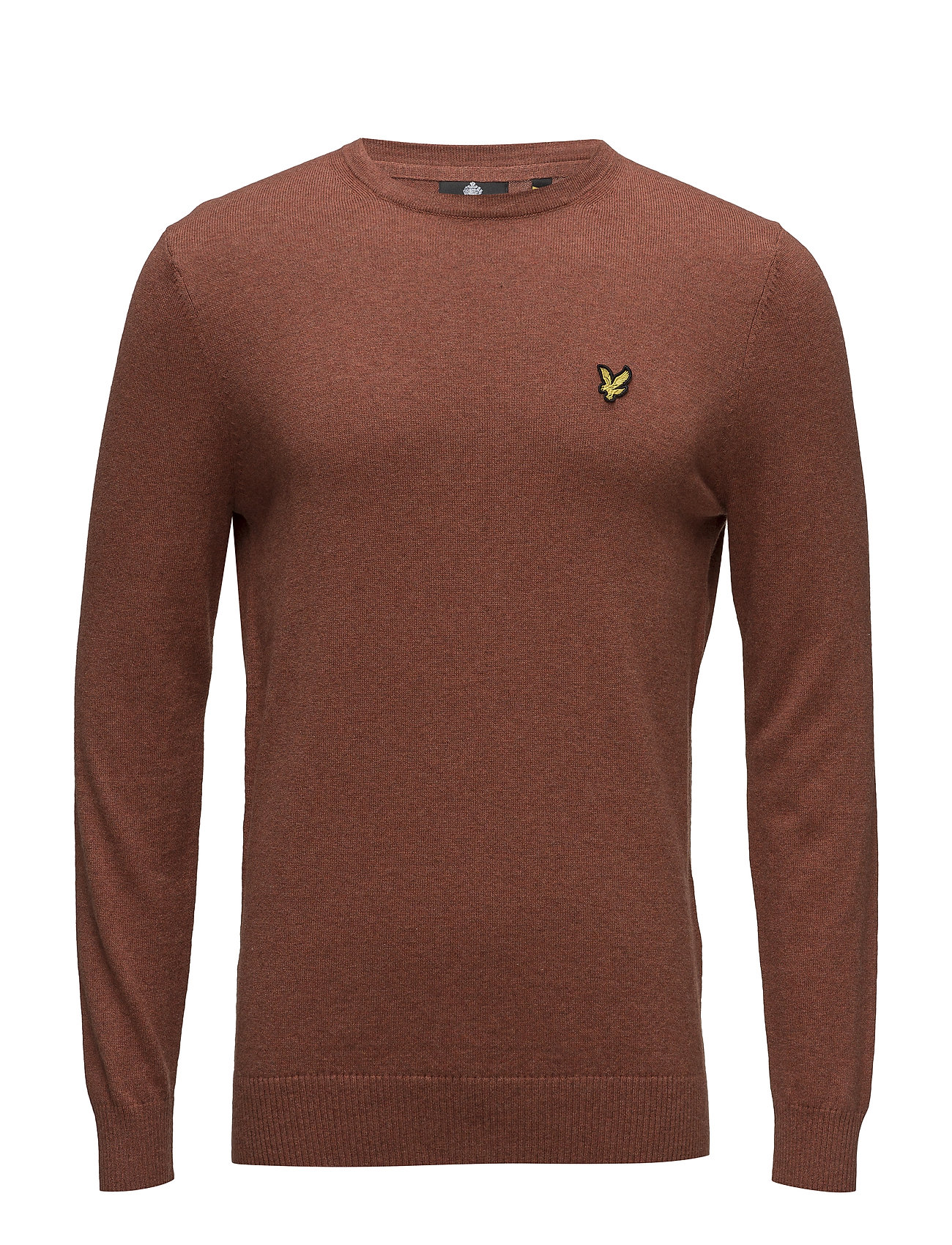 Lyle & Scott Cotton Merino Crew Jumper