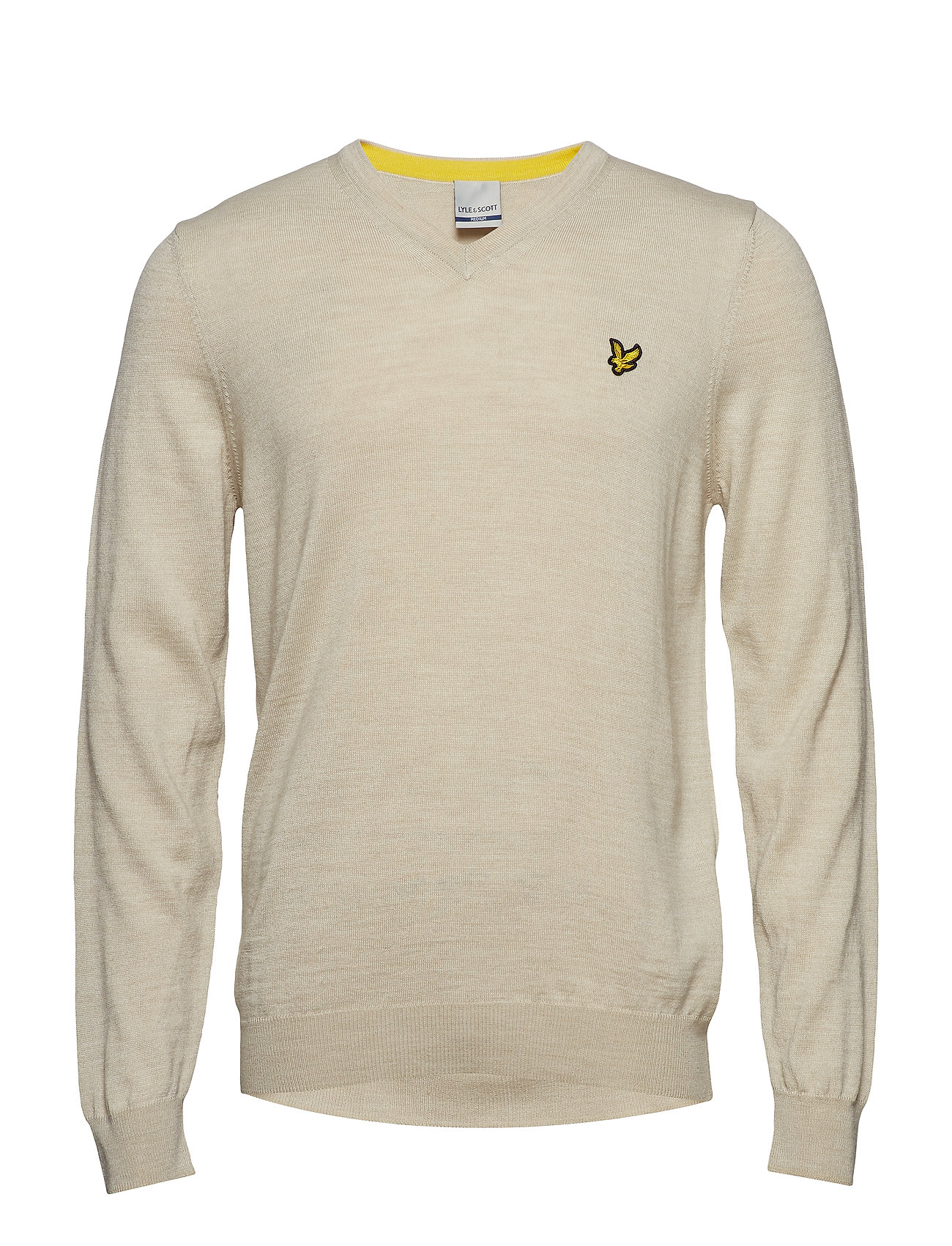 Lyle & Scott Bowmont: V Neck Pullover