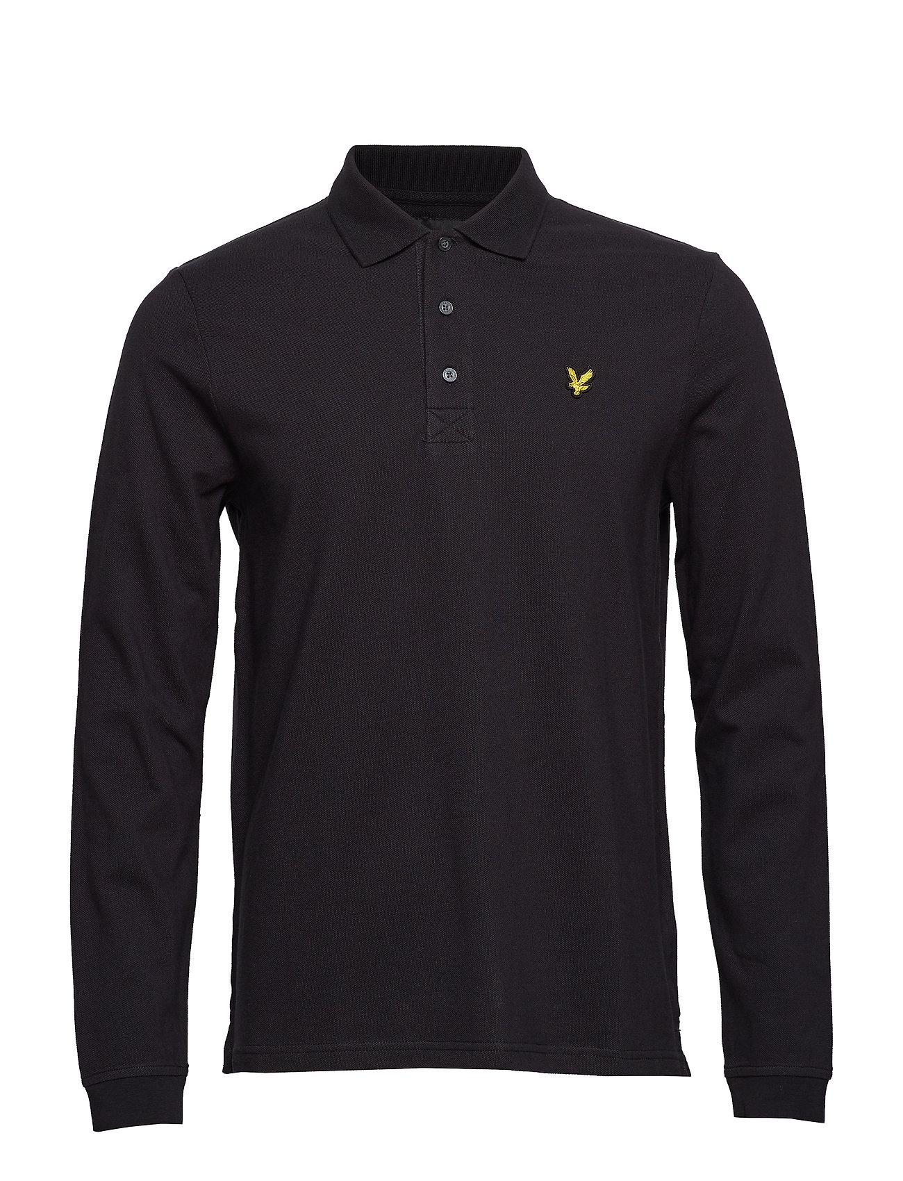 Lyle & Scott LS Polo Shirt - TRUE BLACK