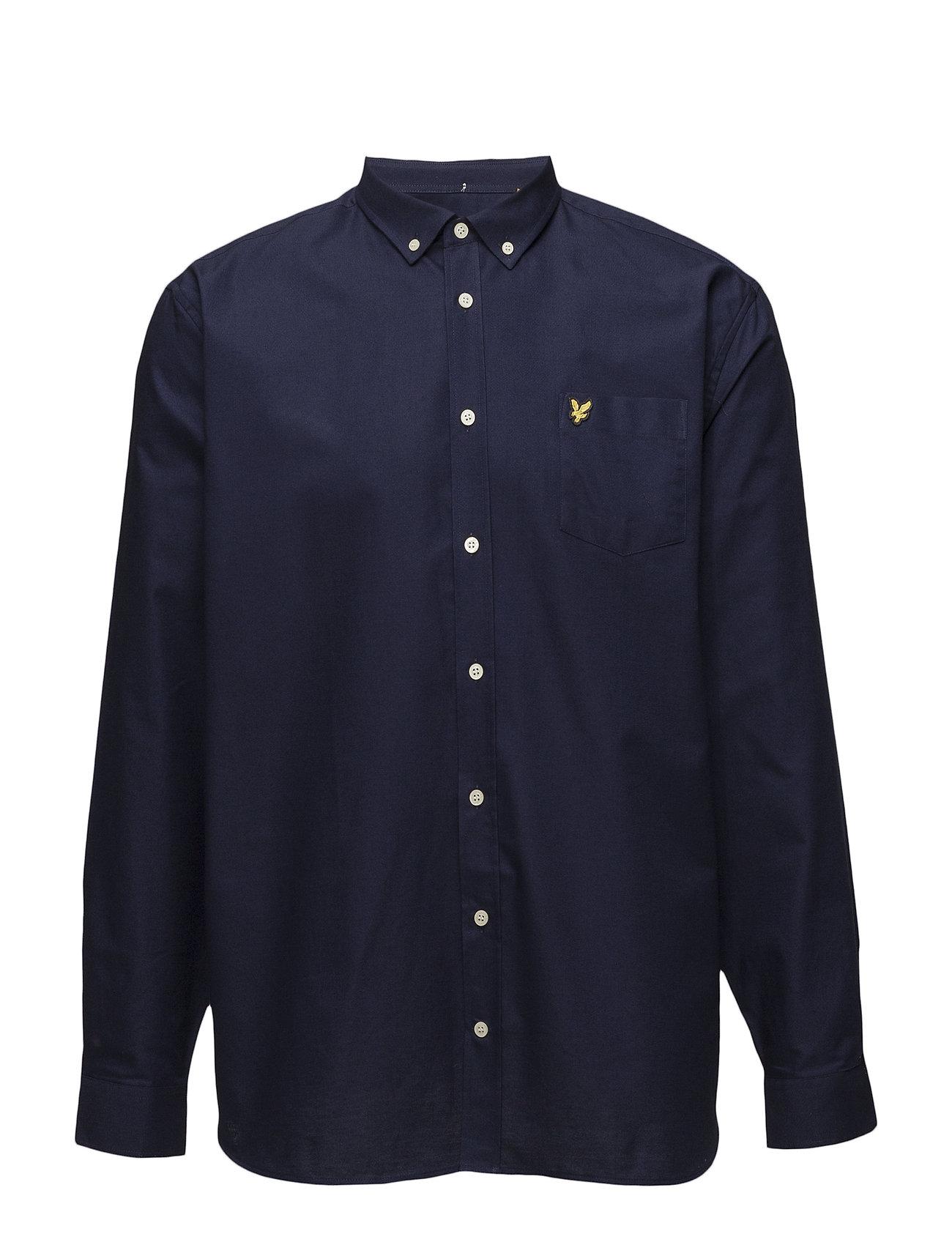Lyle & Scott Oxford Shirt - NAVY