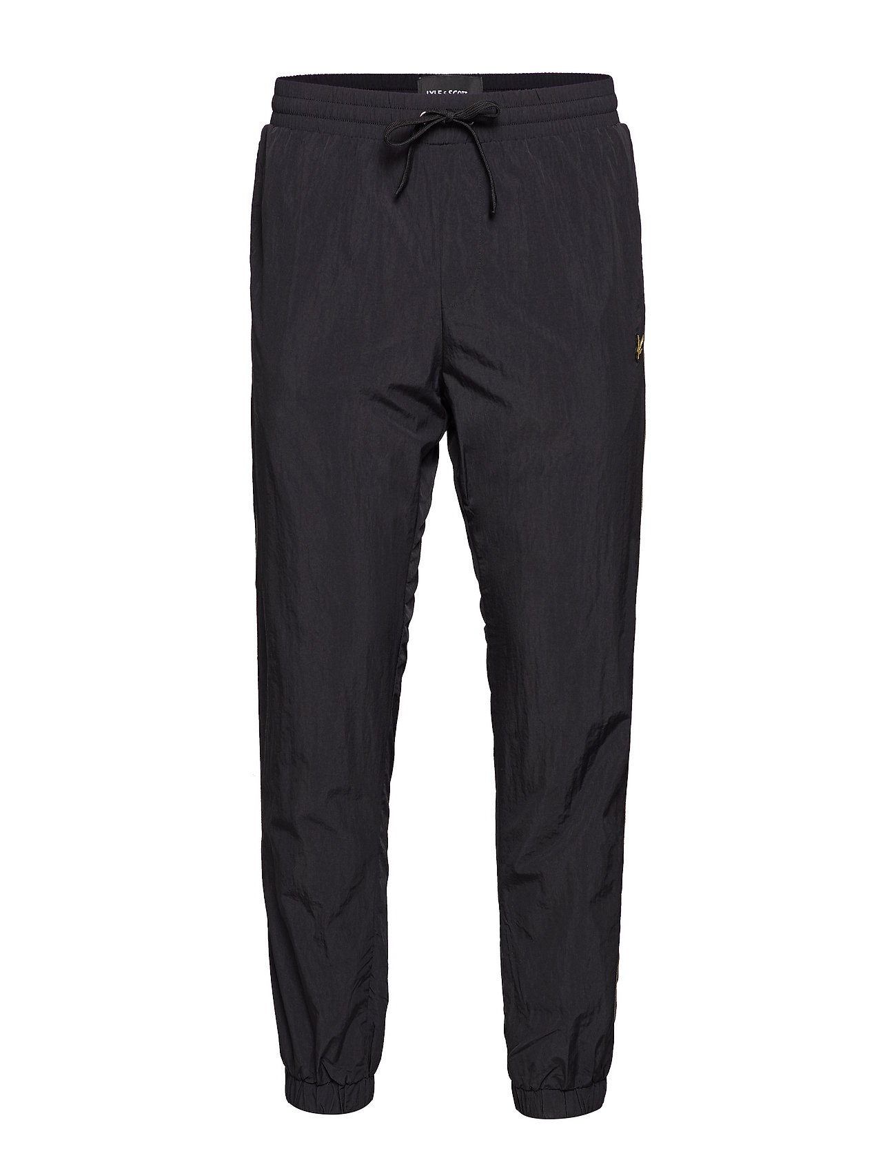 Lyle & Scott TAPED SWEATPANT - TRUE BLACK