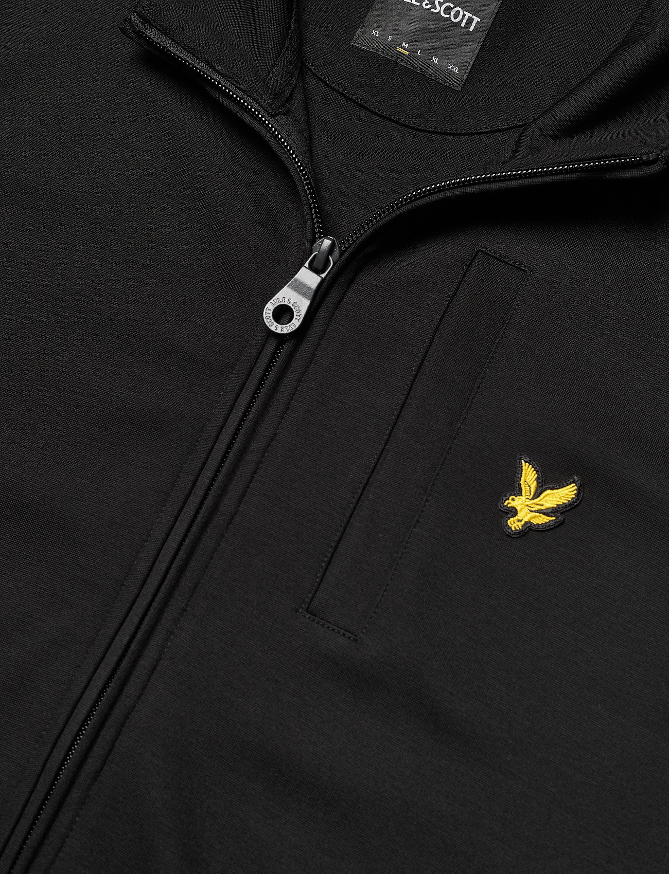 Smart Track Top (Jet Black) (63 €) - Lyle & Scott zV8Or