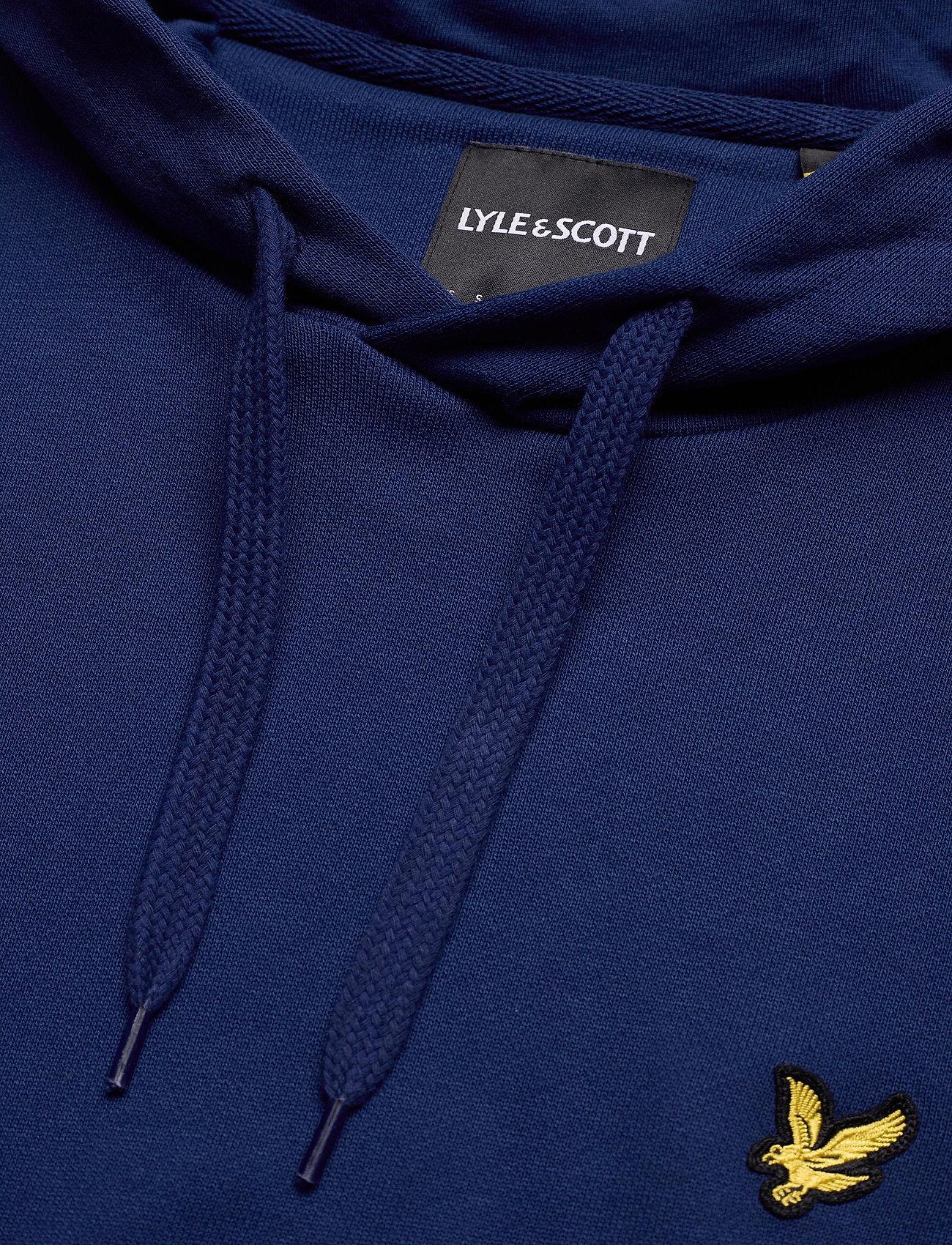 Lyle & Scott Pullover Hoodie - Sweatshirts INDIGO - Menn Klær