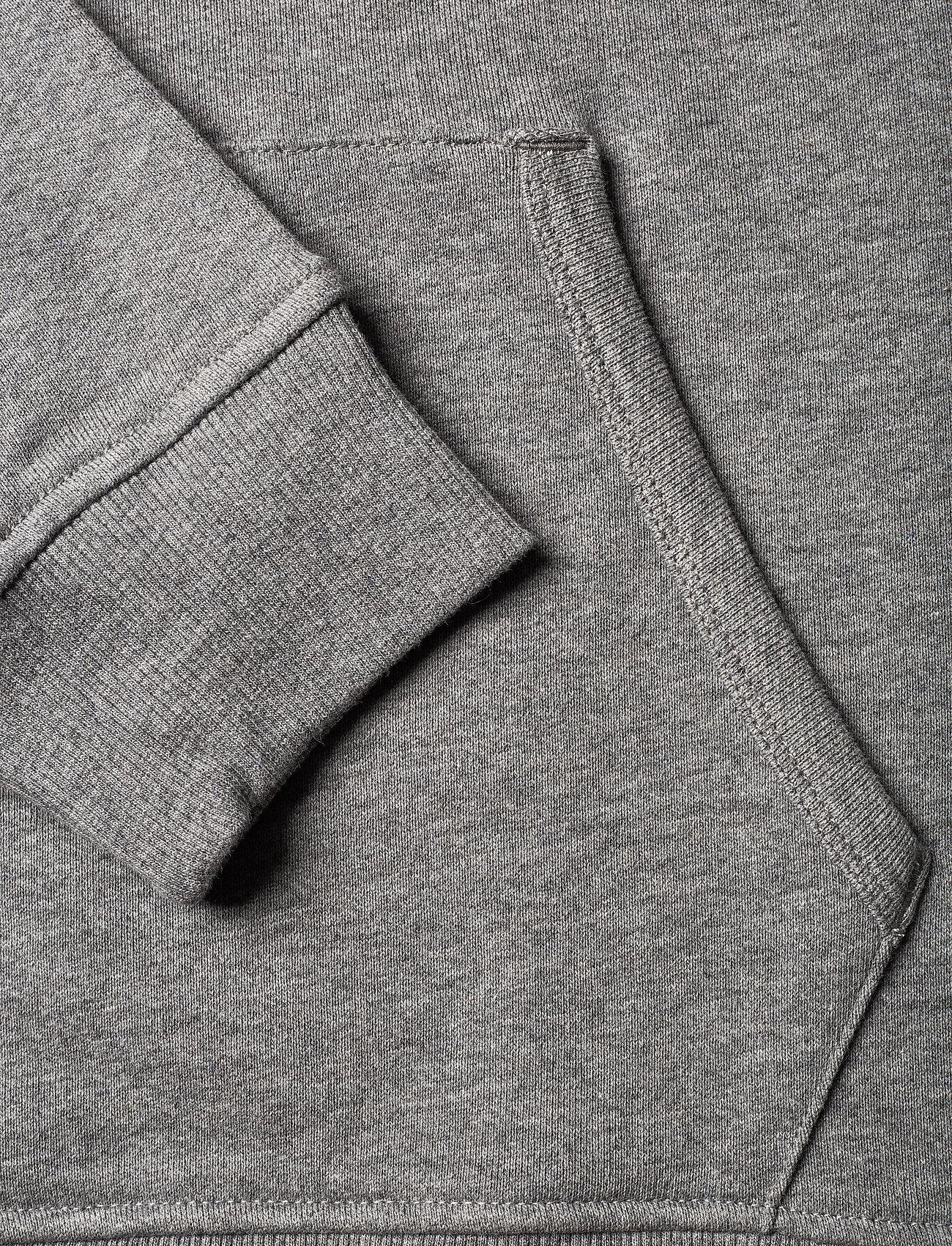 Lyle & Scott Pullover Hoodie - Sweatshirts MID GREY MARL - Menn Klær
