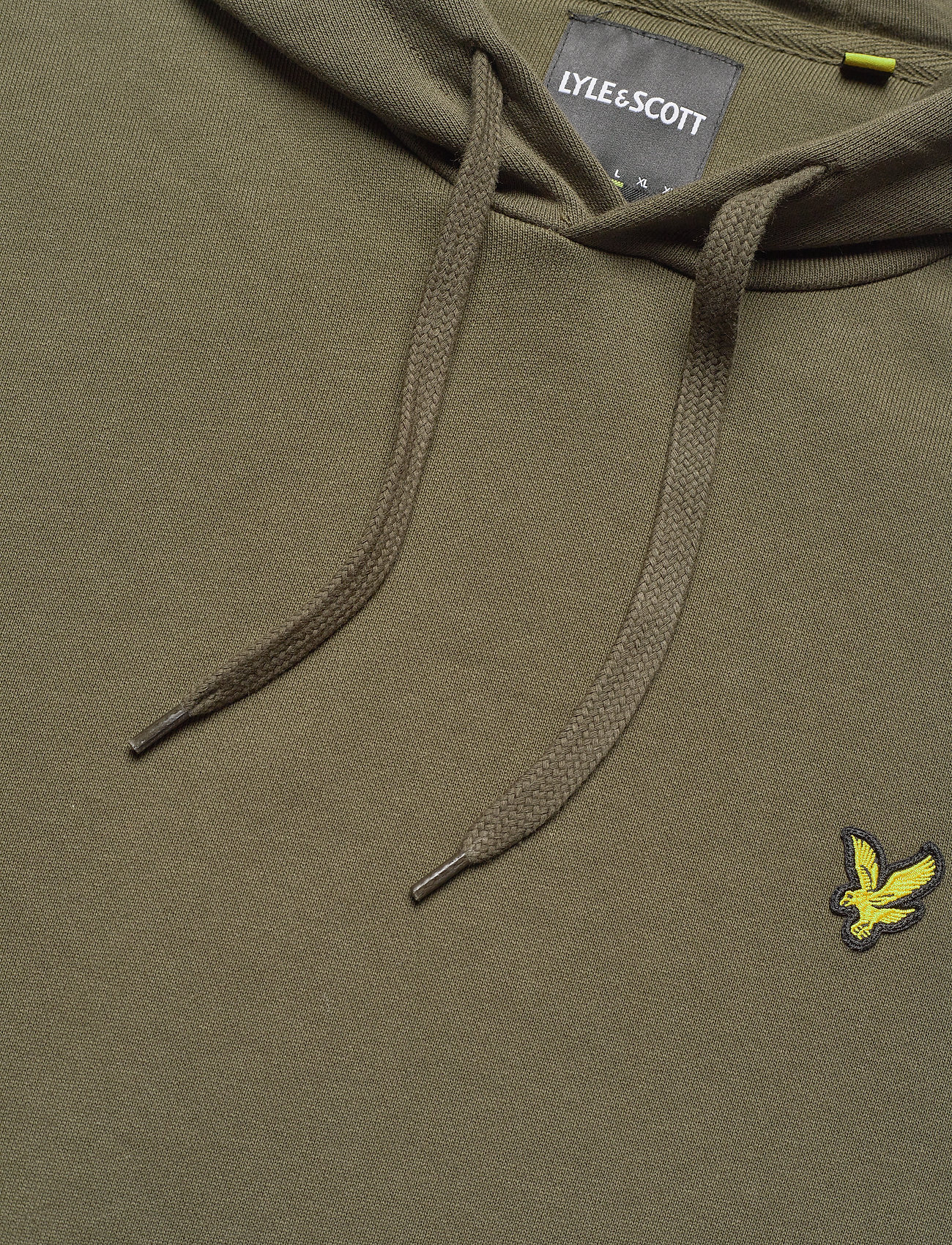 Lyle & Scott Pullover Hoodie - Sweatshirts TREK GREEN - Menn Klær