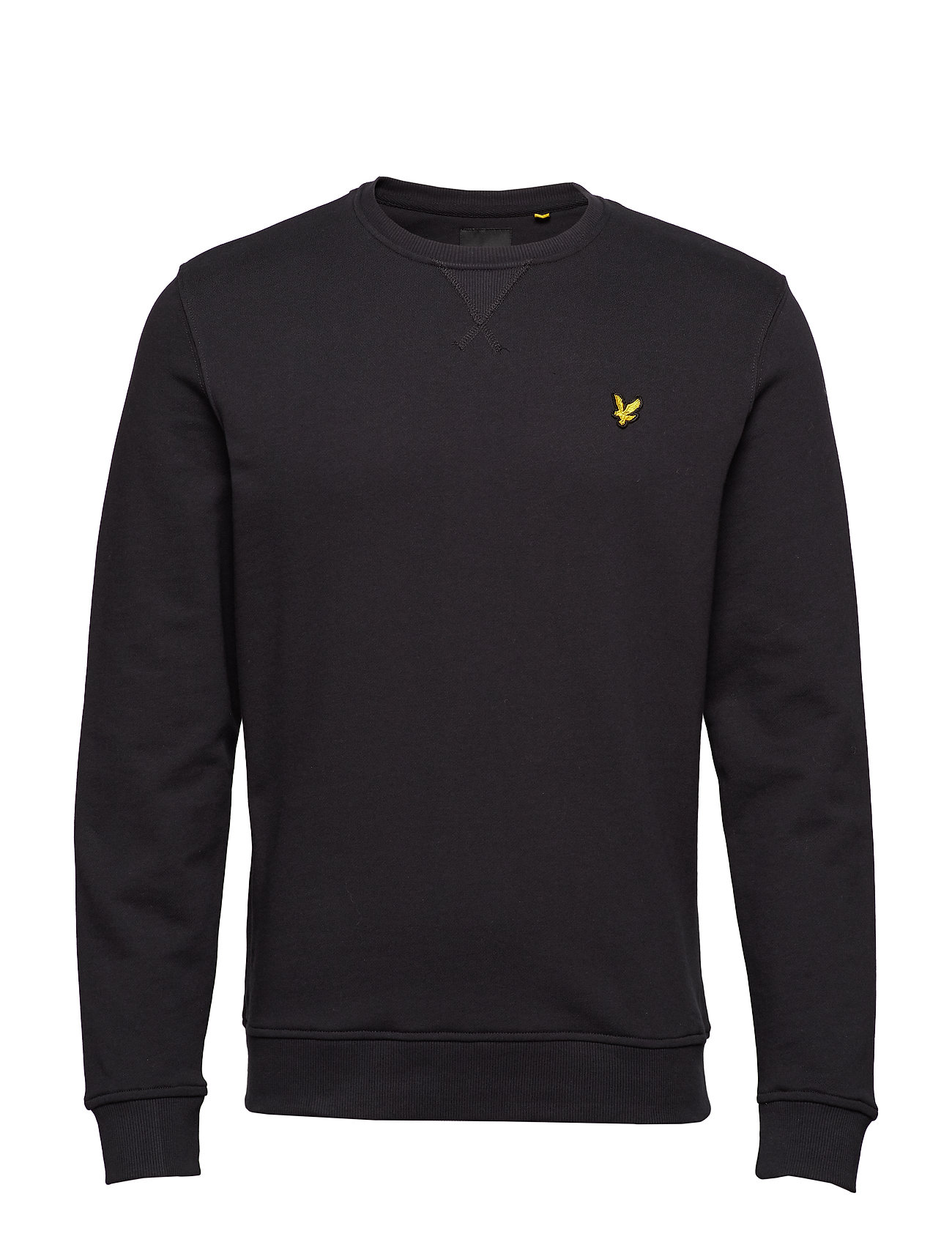 Lyle Neck Crew £60 Sweatshirts Sweatshirt amp; Black Scott true nASxnWr