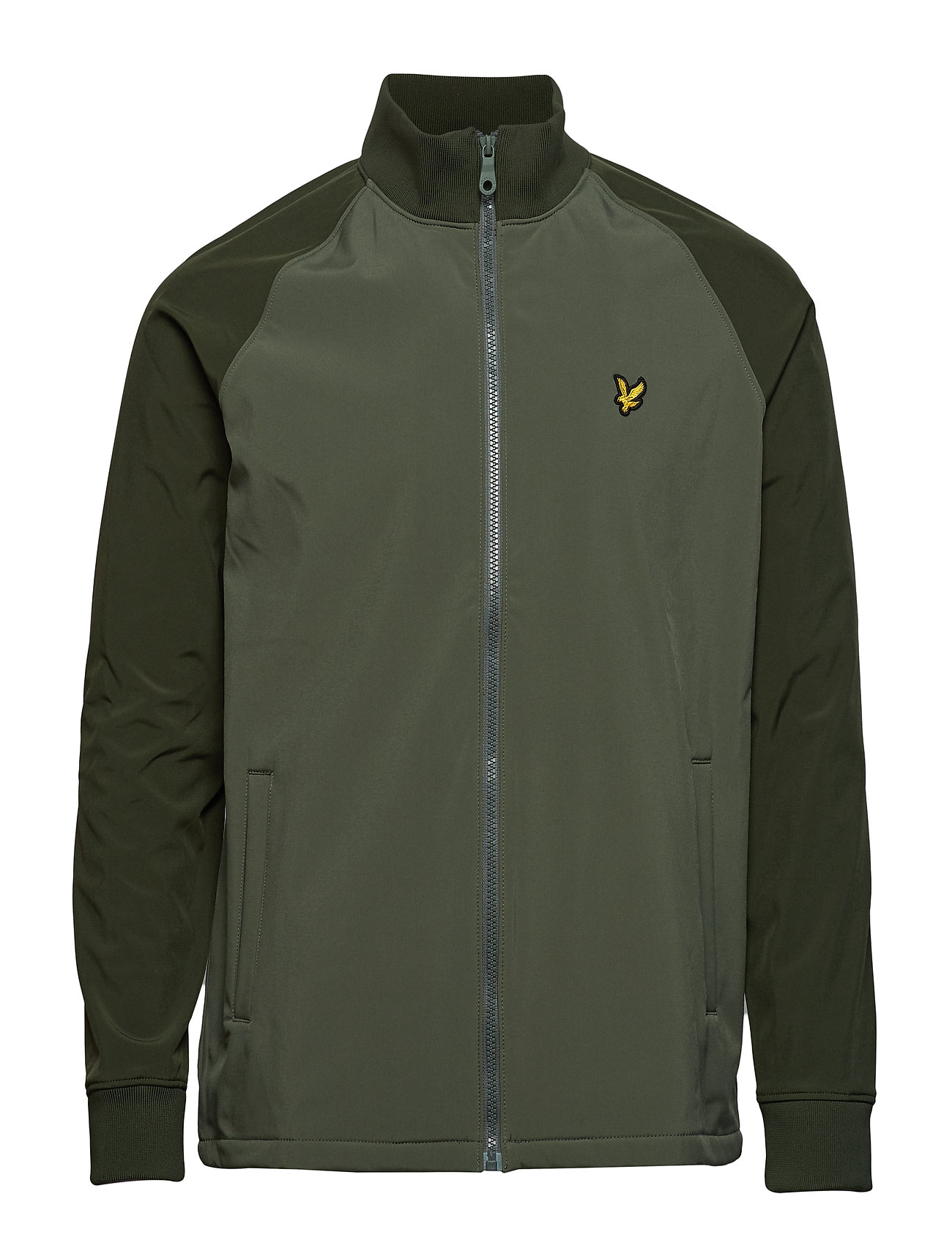 Lyle & Scott Funnel Neck Soft Shell