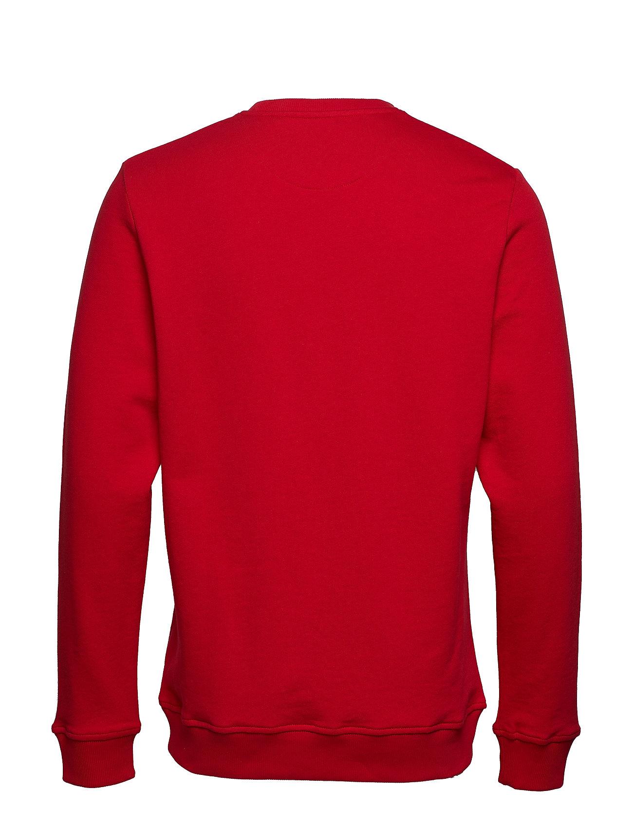 RedLyleamp; Scott Logo amp;s L Sweatshirtdark tsQdhxrC