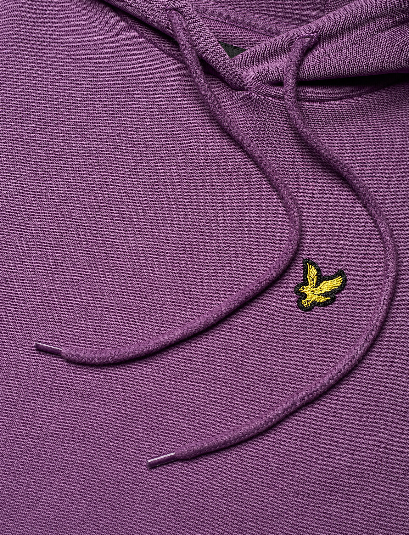 Lyle & Scott - Hoodie - sweatshirts & hoodies - dark thistle - 2