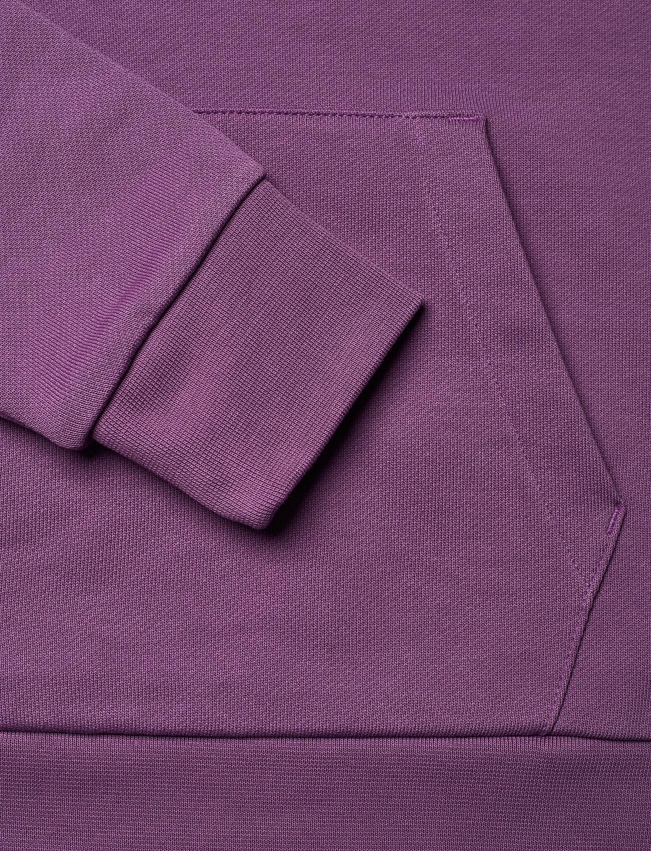 Lyle & Scott - Hoodie - sweatshirts & hoodies - dark thistle - 3