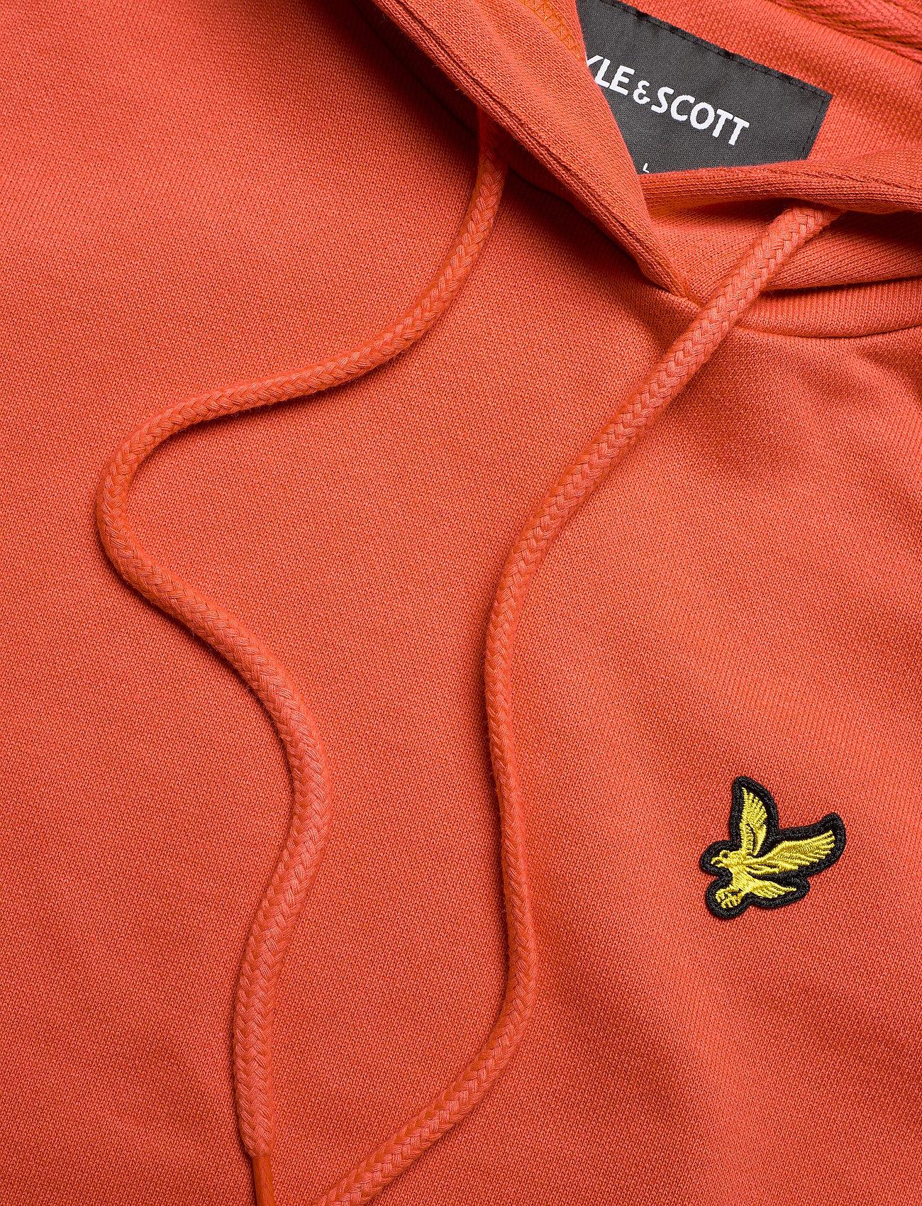 Lyle & Scott - Hoodie - sweatshirts & hoodies - paprika orange - 2