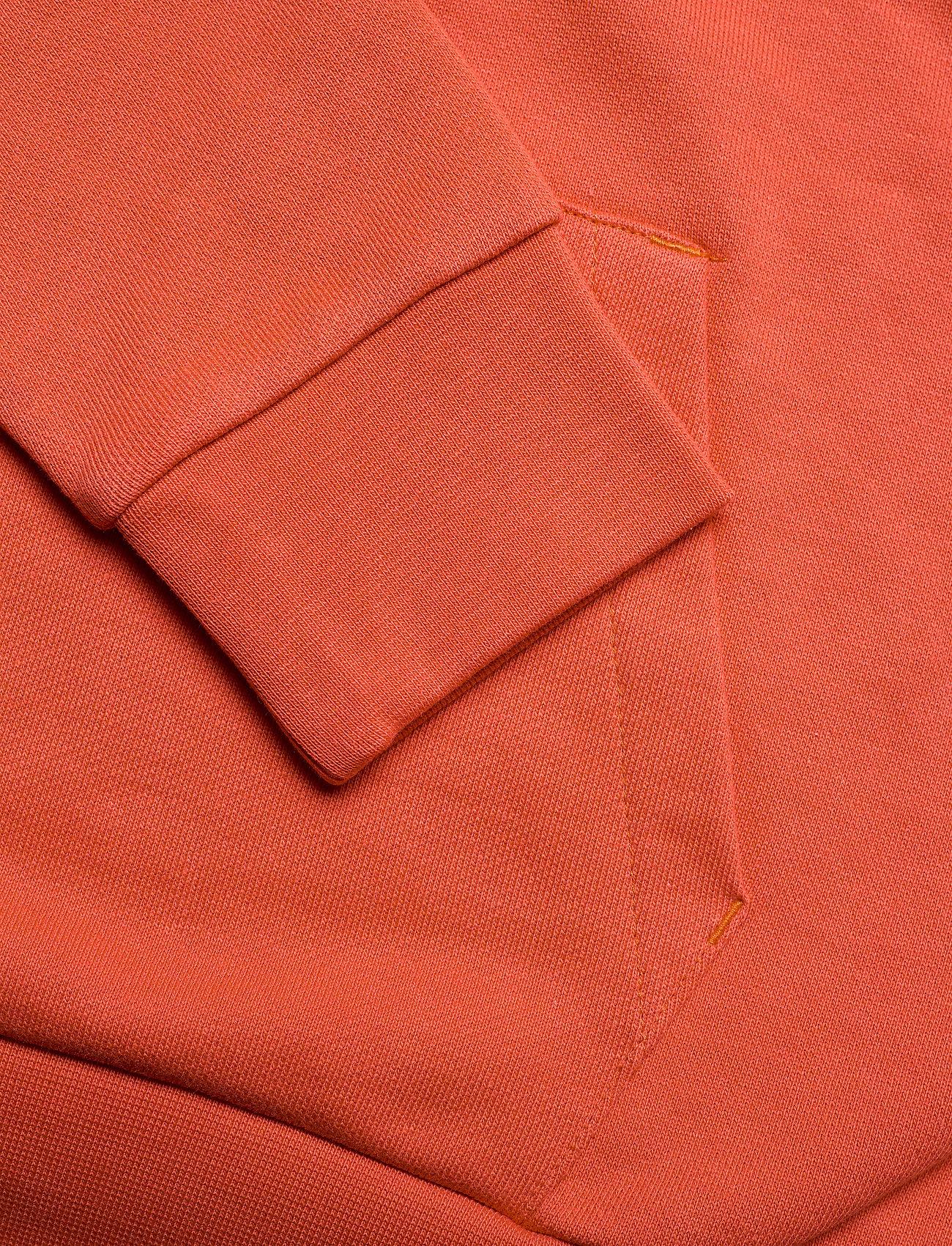 Lyle & Scott - Hoodie - sweatshirts & hoodies - paprika orange - 3