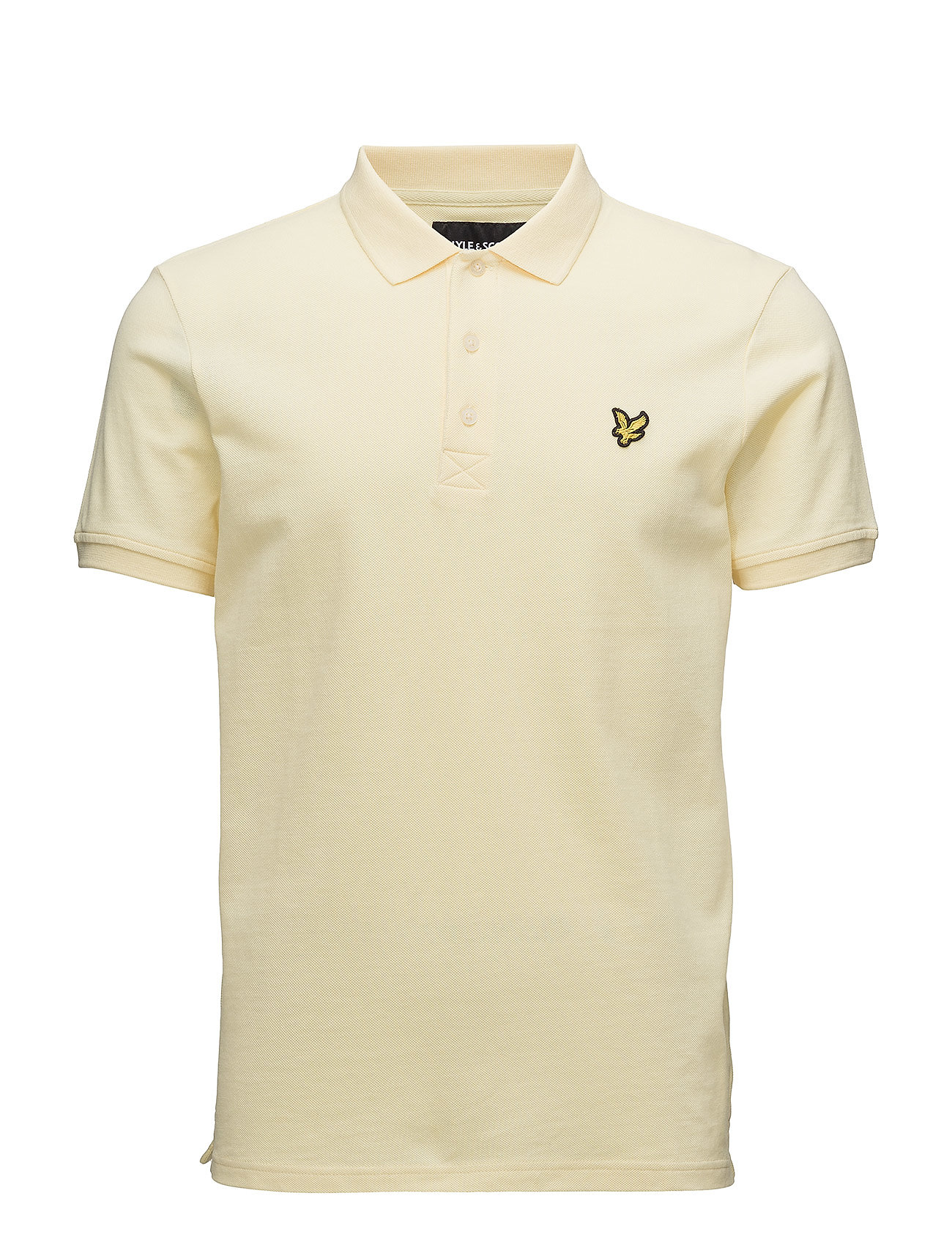 Lyle & Scott Polo Shirt - BUTTER CREAM