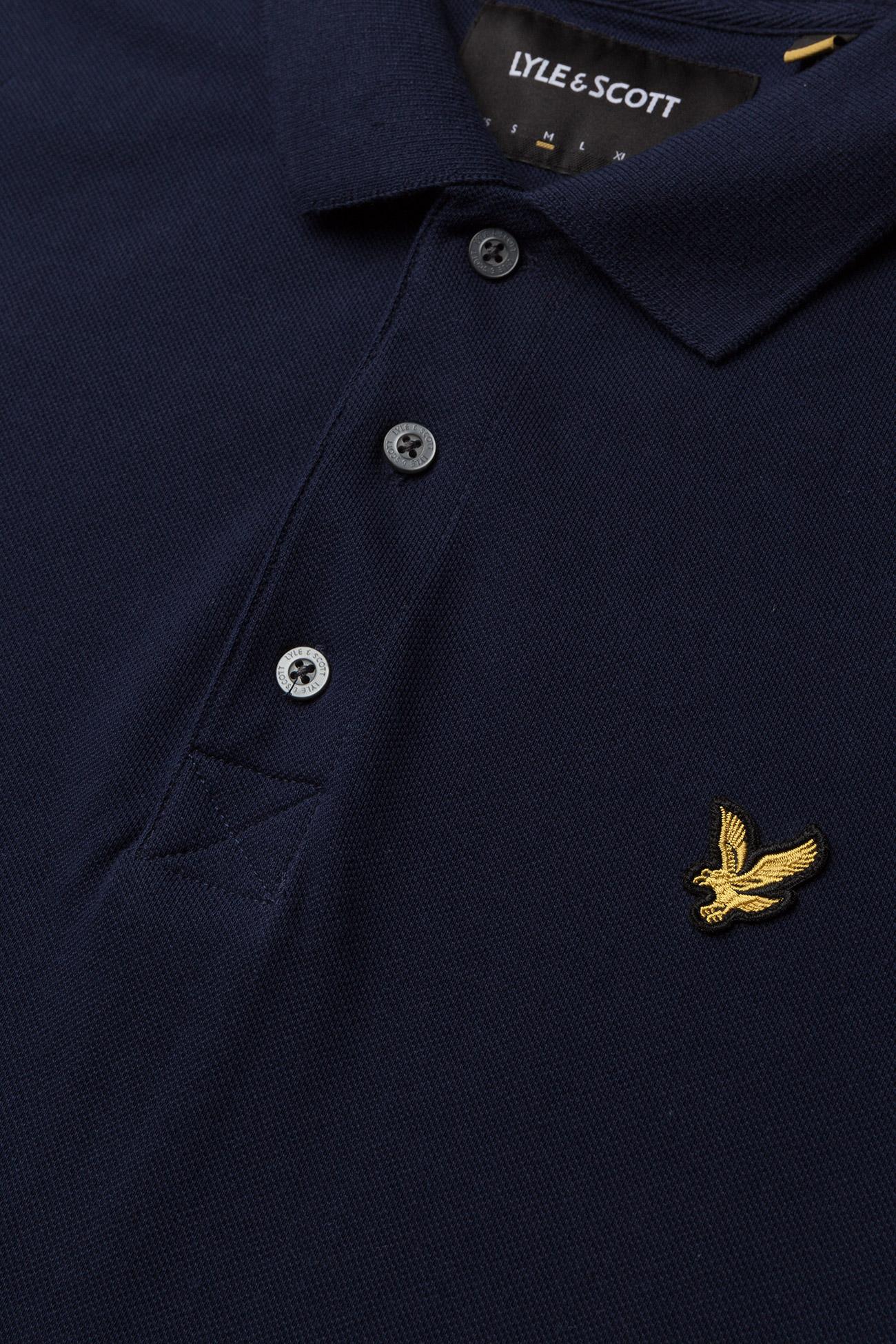 Lyle & Scott Polo Shirt - Poloskjorter NAVY - Menn Klær
