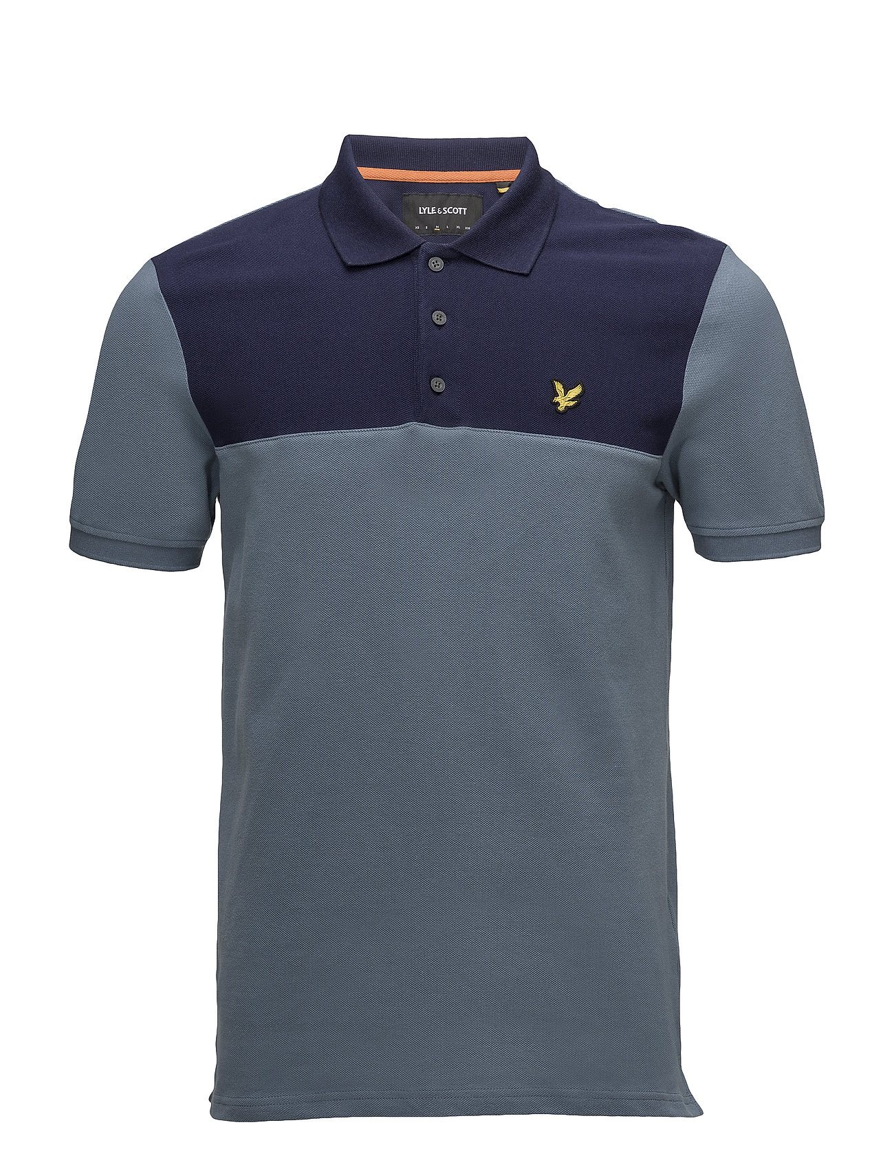 Lyle & Scott Yoke Polo Shirt Ögrönlar