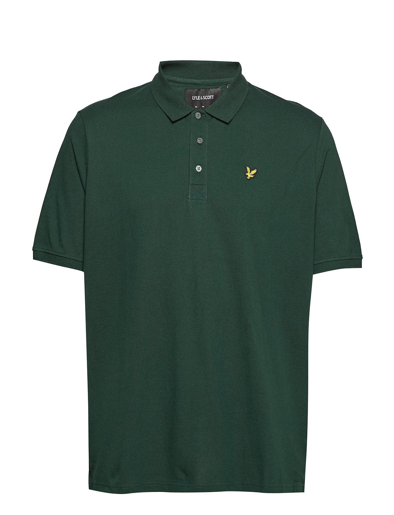 GreenLyleamp; Scott Scott GreenLyleamp; Plain Shirtjade Plain Shirtjade Polo Polo N0mPy8wnvO