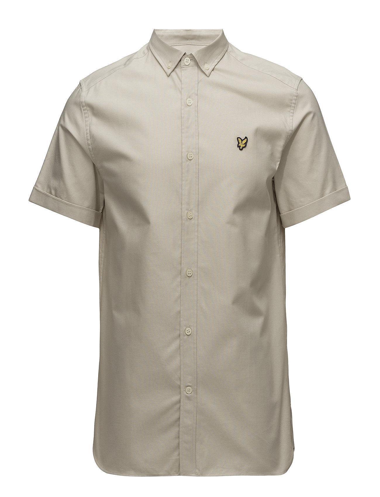 Lyle & Scott SS Oxford Shirt