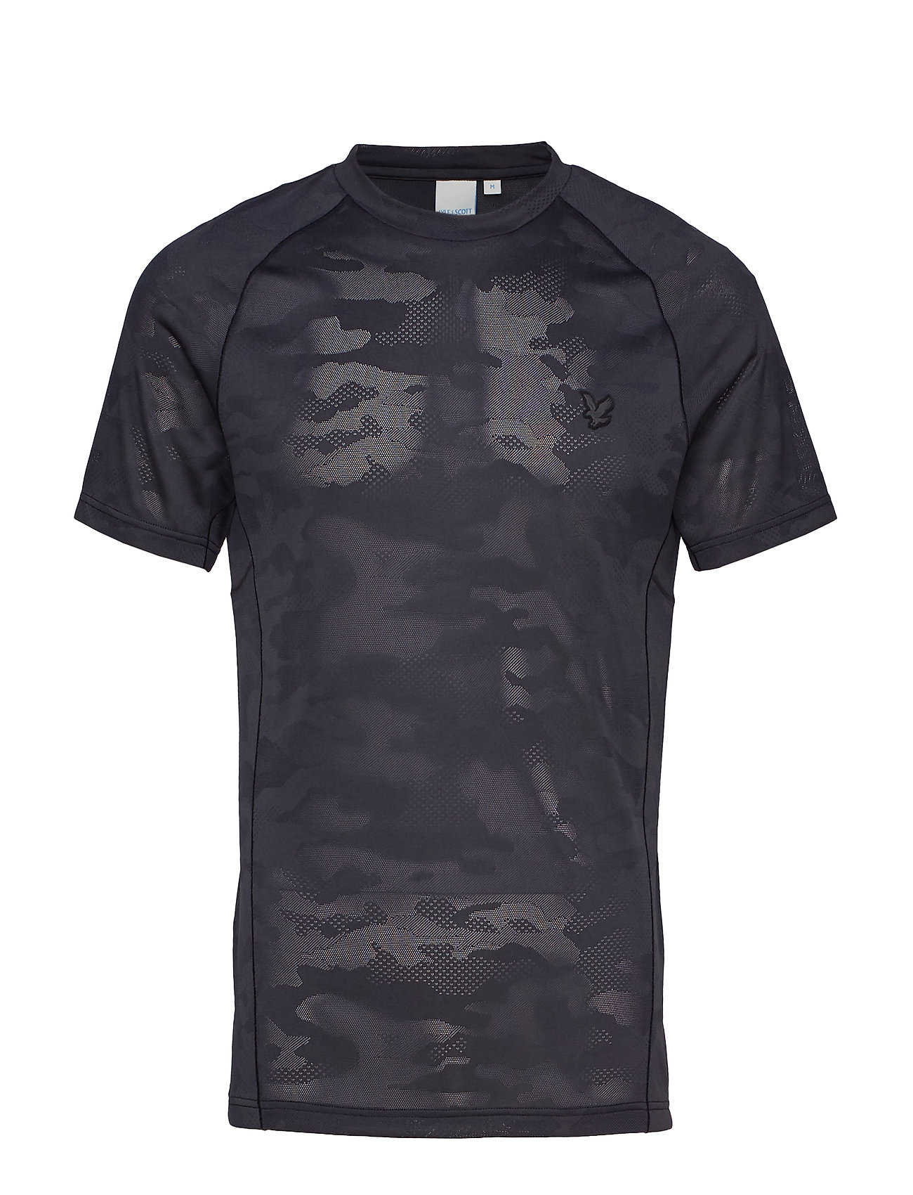 Lyle & Scott Black Ten SS T-Shirt - TRUE BLACK