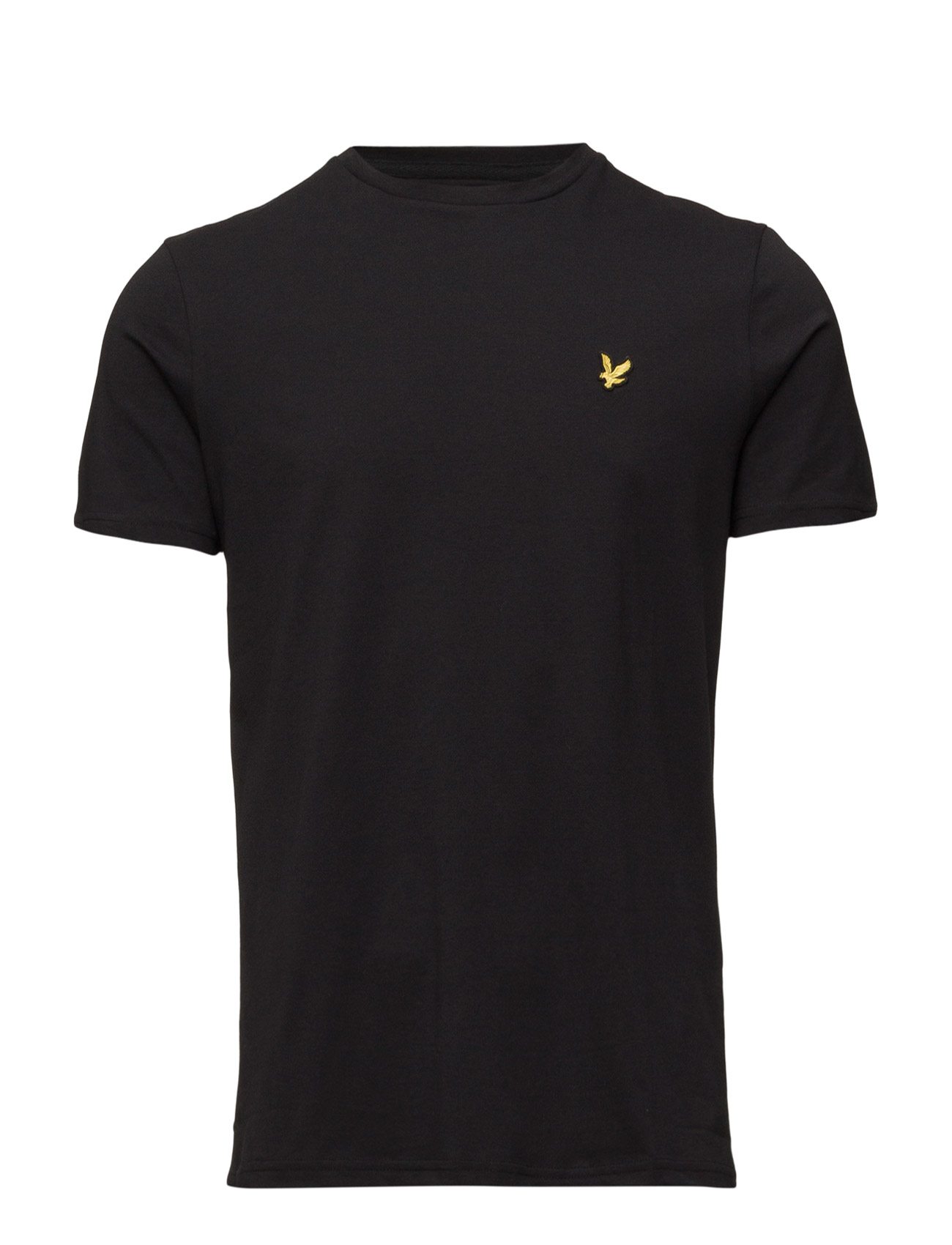 Lyle & Scott Crew Neck T-Shirt - TRUE BLACK