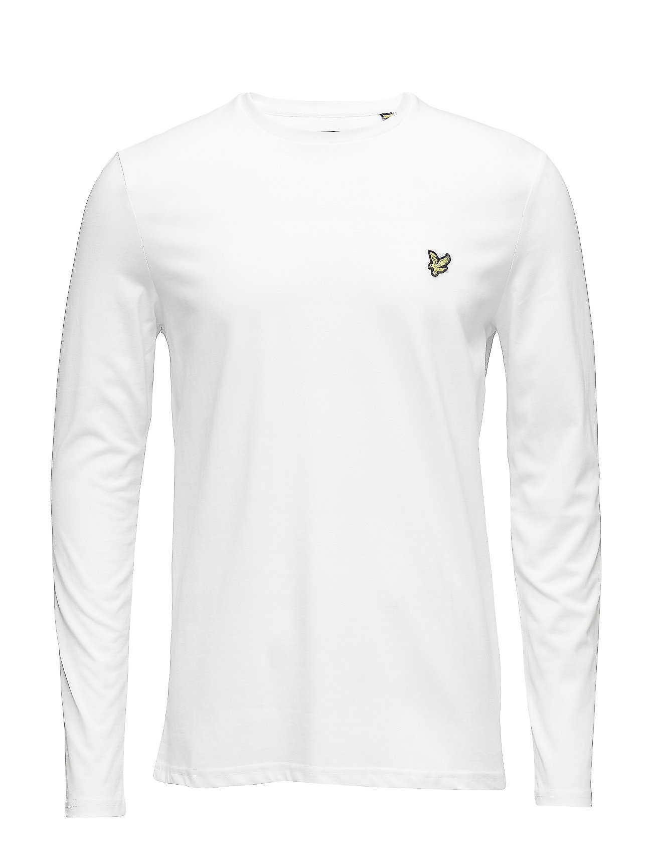 Lyle & Scott LS Crew Neck T-shirt - WHITE