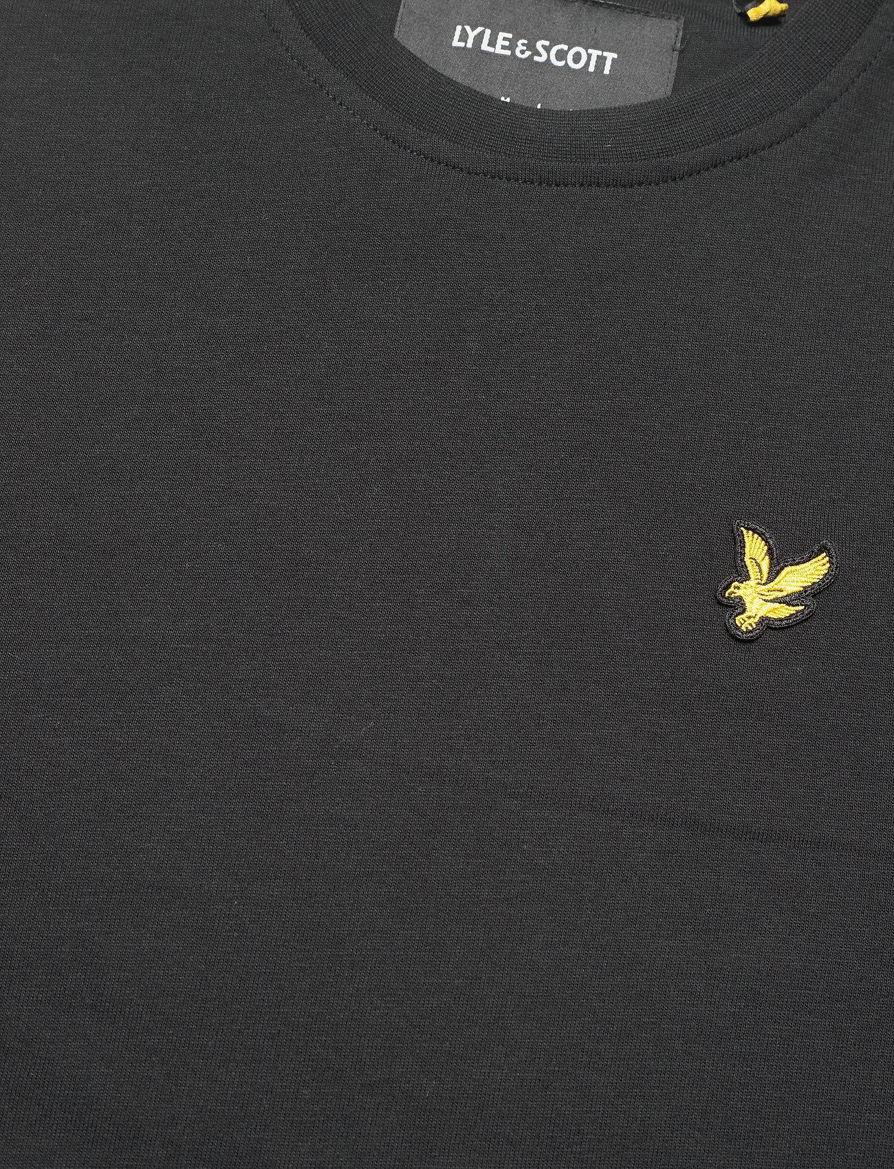 Cropped T-shirt (Jet Black) (25 €) - Lyle & Scott JfQl7